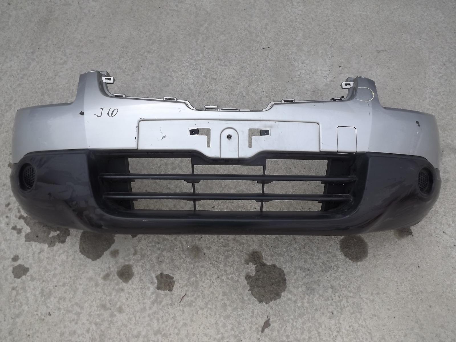 Бампер Nissan Dualis J10 передний (б/у)