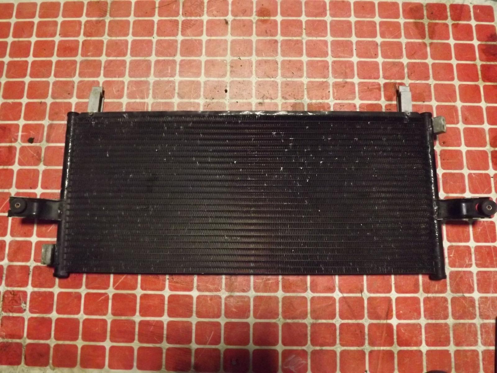 Радиатор кондиционера Nissan Avenir PW11 SR20DE (б/у)