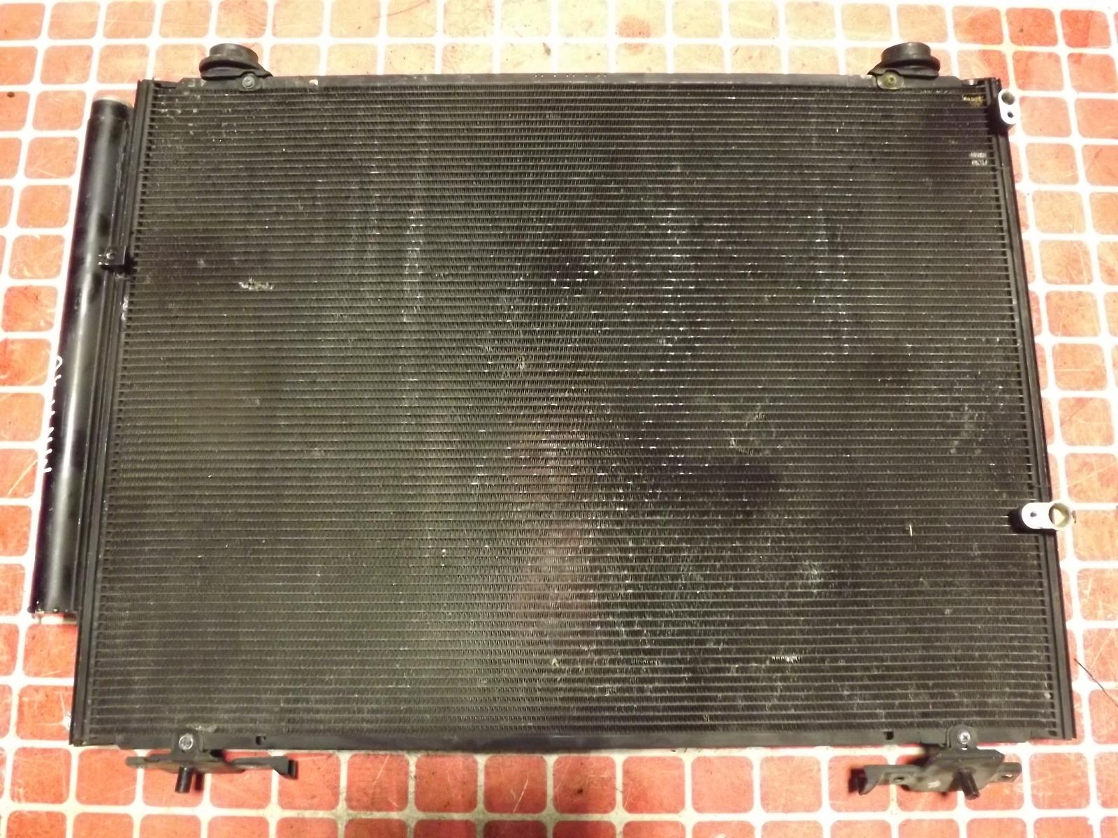 Радиатор кондиционера Toyota Alphard MNH10 1M-FE (б/у)