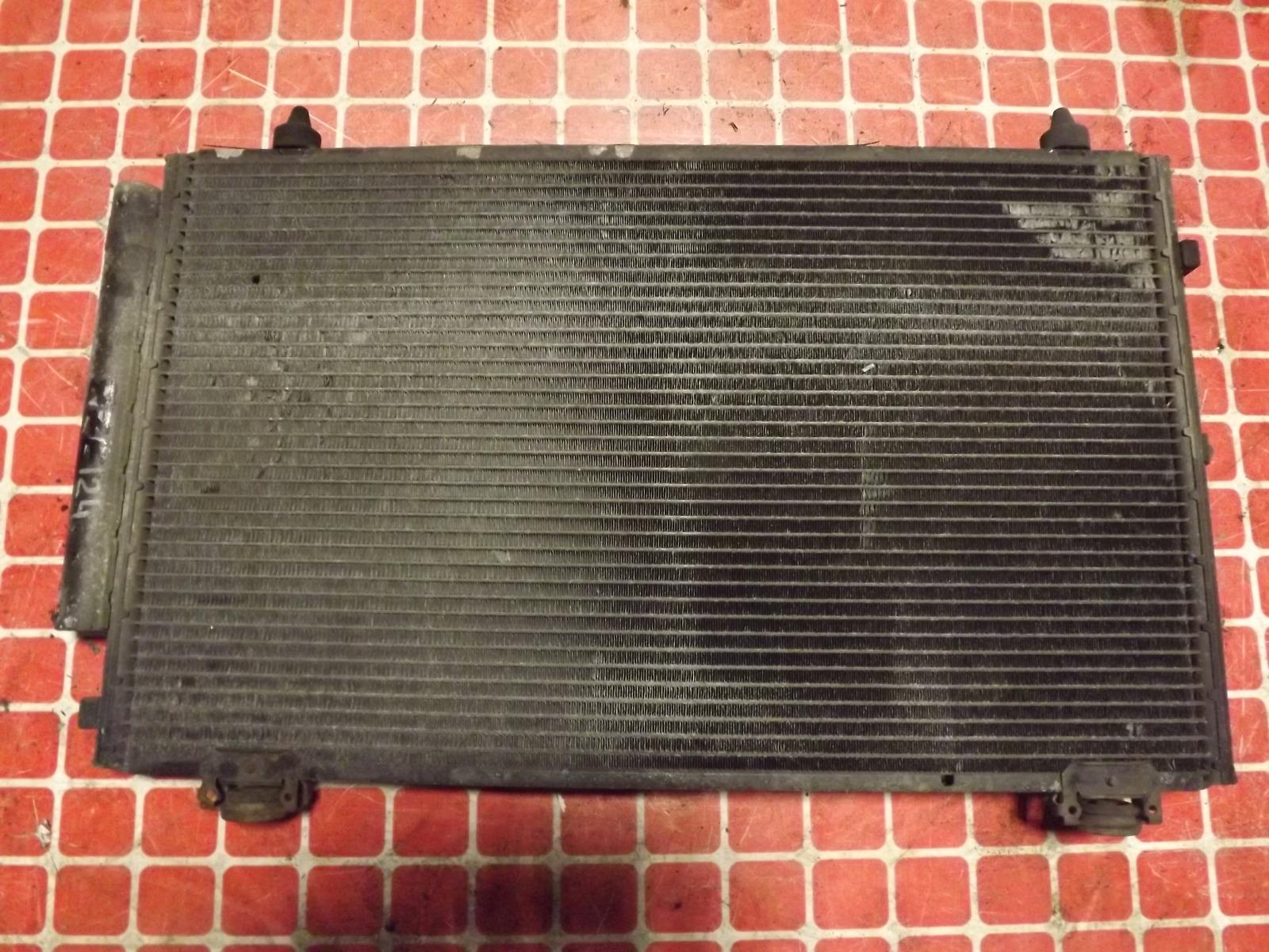 Радиатор кондиционера Toyota Corolla Fielder ZZE124 1ZZ-FE (б/у)
