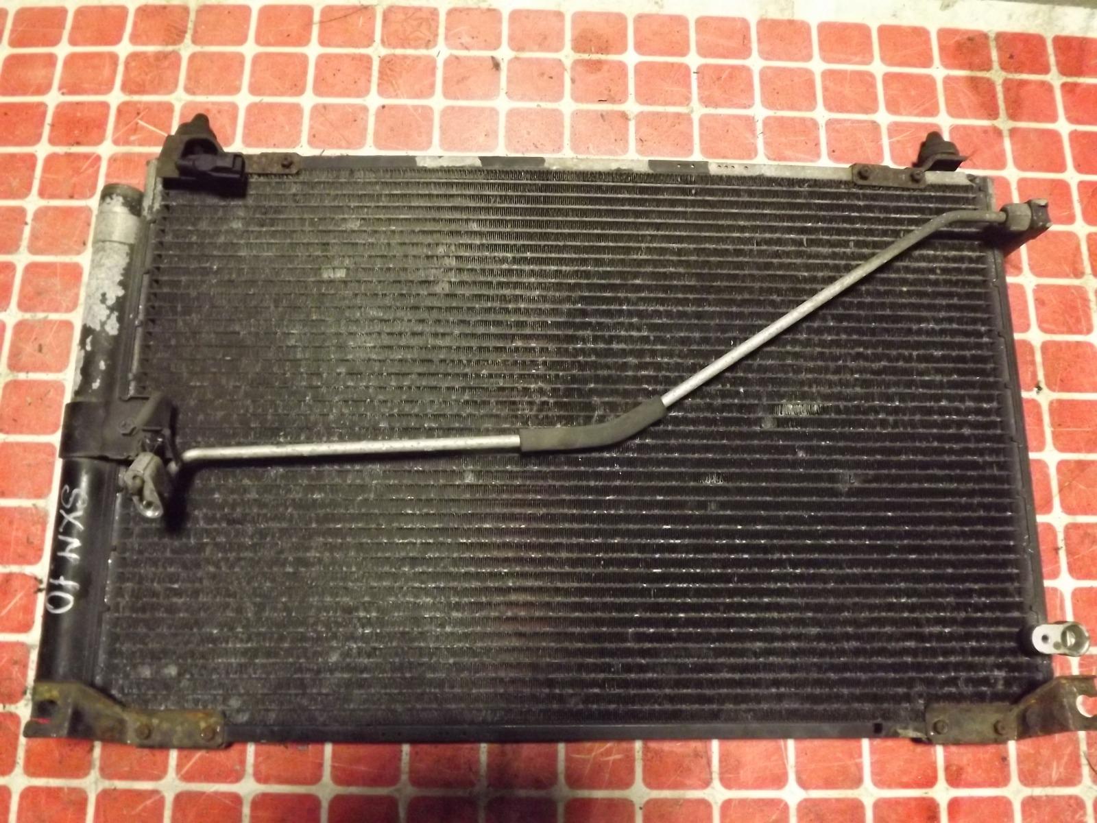 Радиатор кондиционера Toyota Ipsum SXM10 3S-FE (б/у)