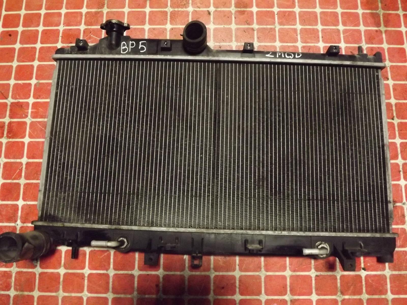 Радиатор двс Subaru Legacy BP5 (б/у)