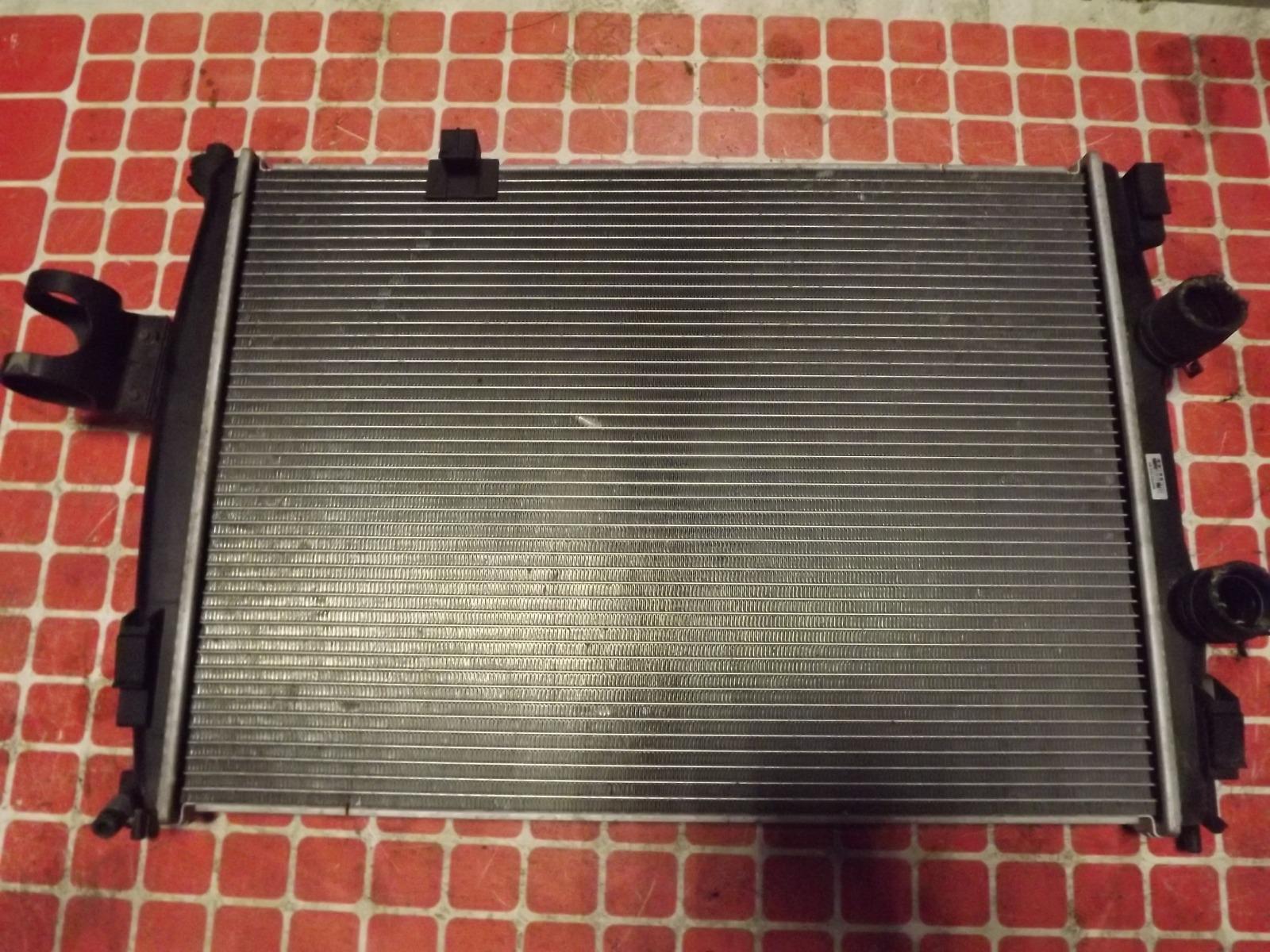 Радиатор двс Nissan Qashqai KJ10 MR20DE (б/у)