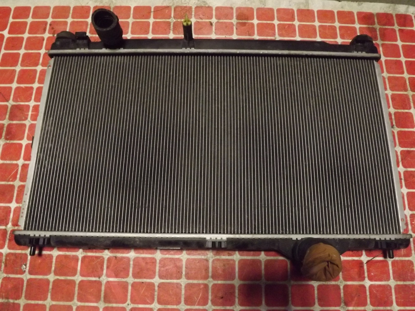 Радиатор двс Lexus Is250 GSE20 4GR-FSE (б/у)