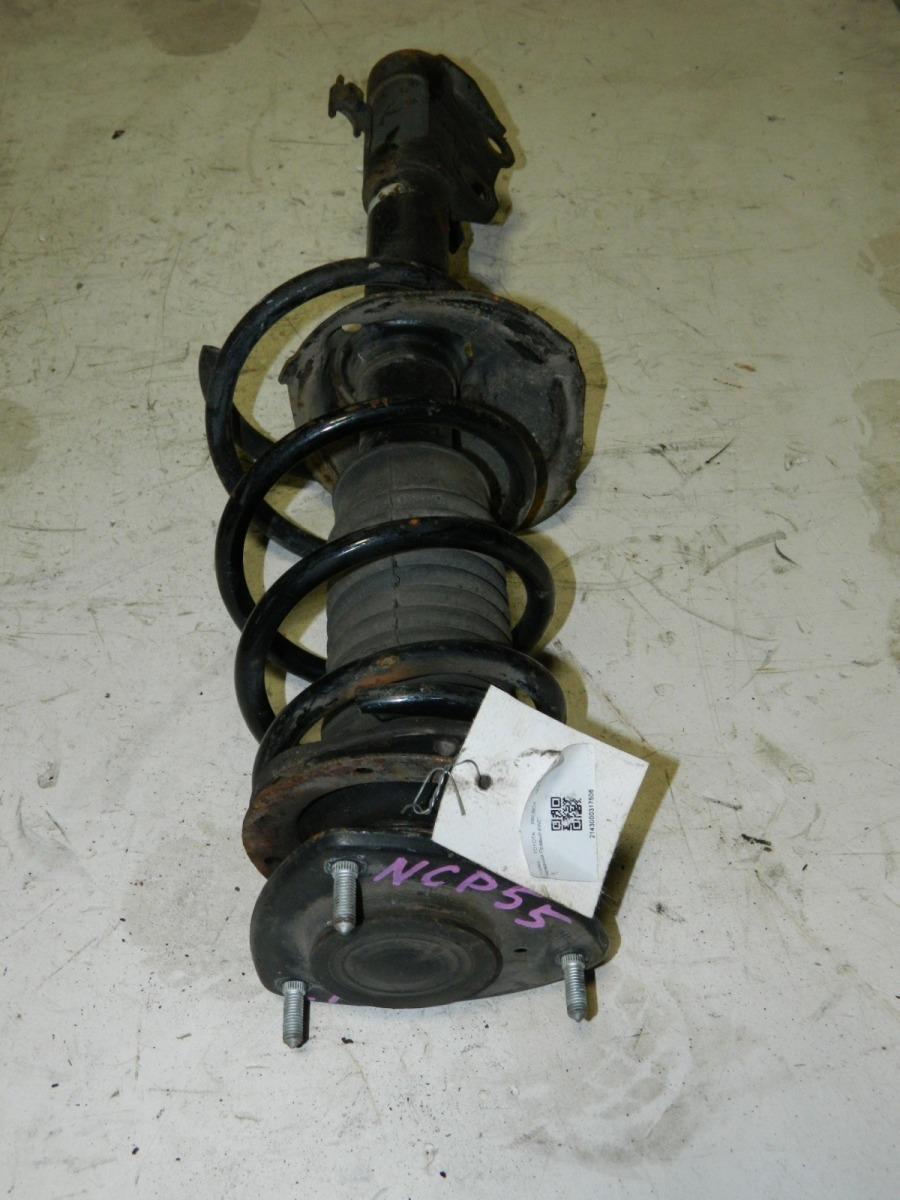 Стойка подвески Toyota Probox NCP55 передняя правая (б/у)