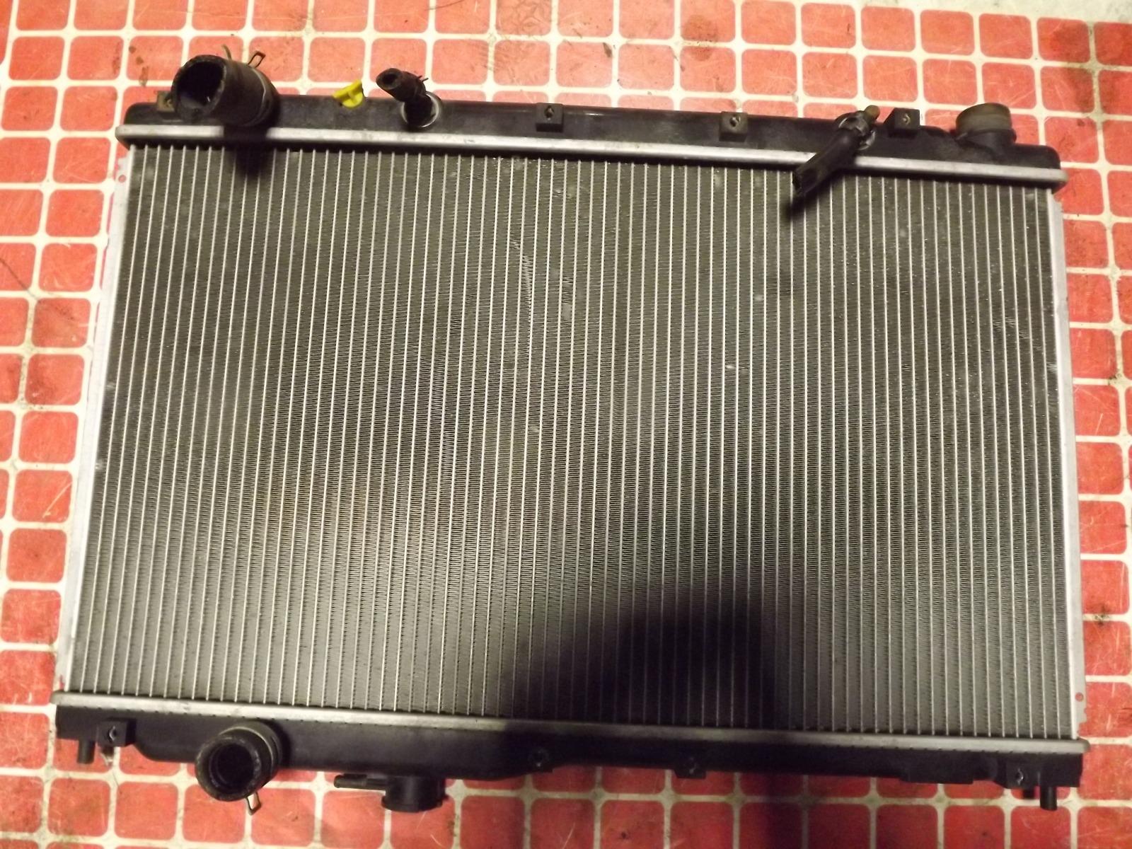 Радиатор двс Honda Stepwgn RF2 B20B (б/у)