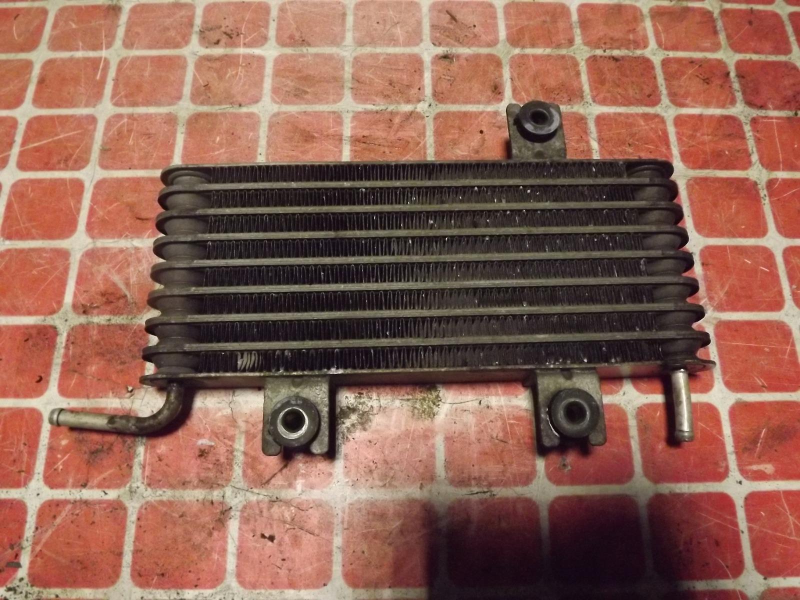 Радиатор интеркулера Nissan Avenir PW11 SR20DE (б/у)