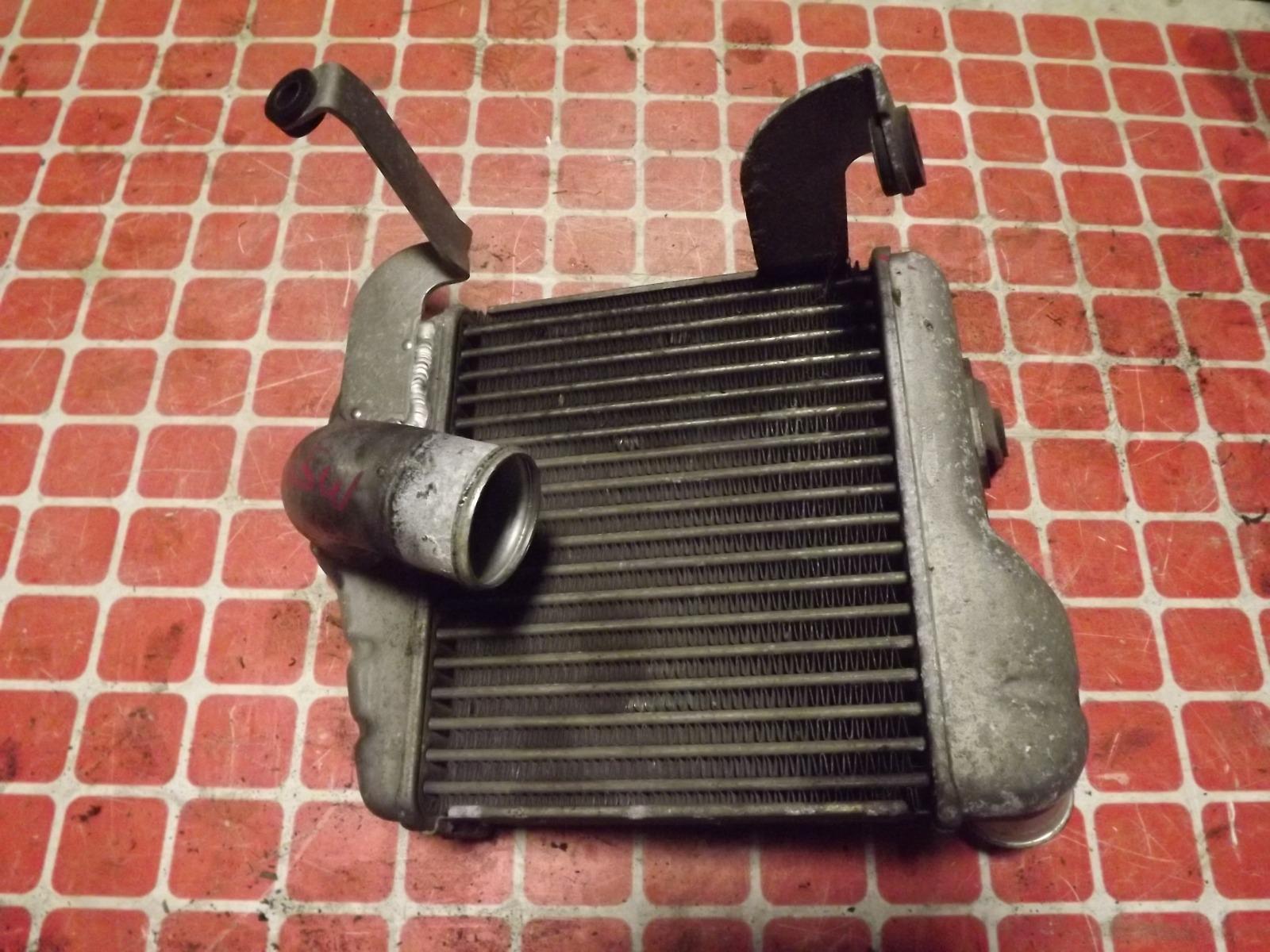 Радиатор интеркулера Mitsubishi Lancer Cedia CS5W 4G93T (б/у)