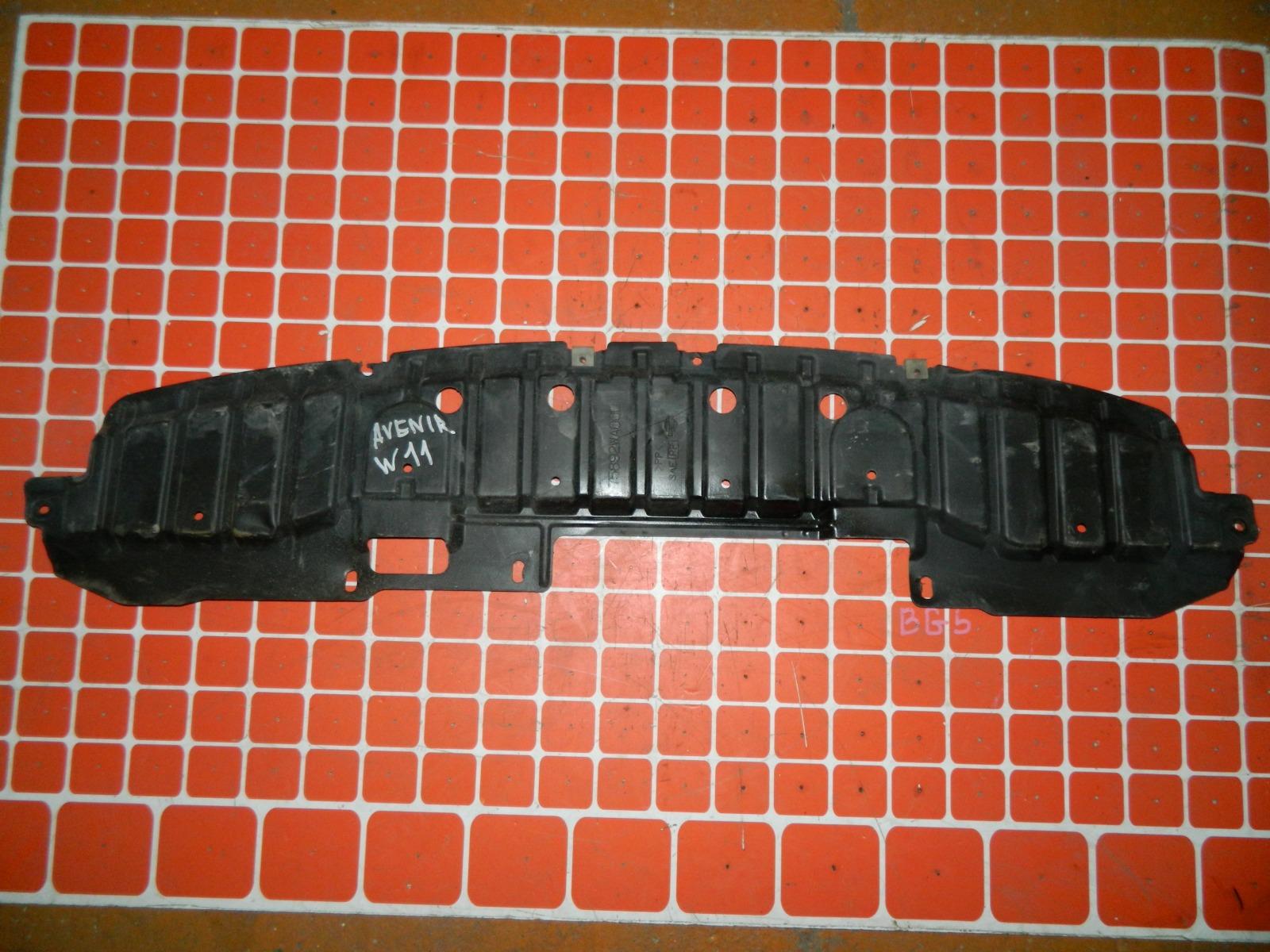 Защита бампера Nissan Avenir W11 передняя (б/у)