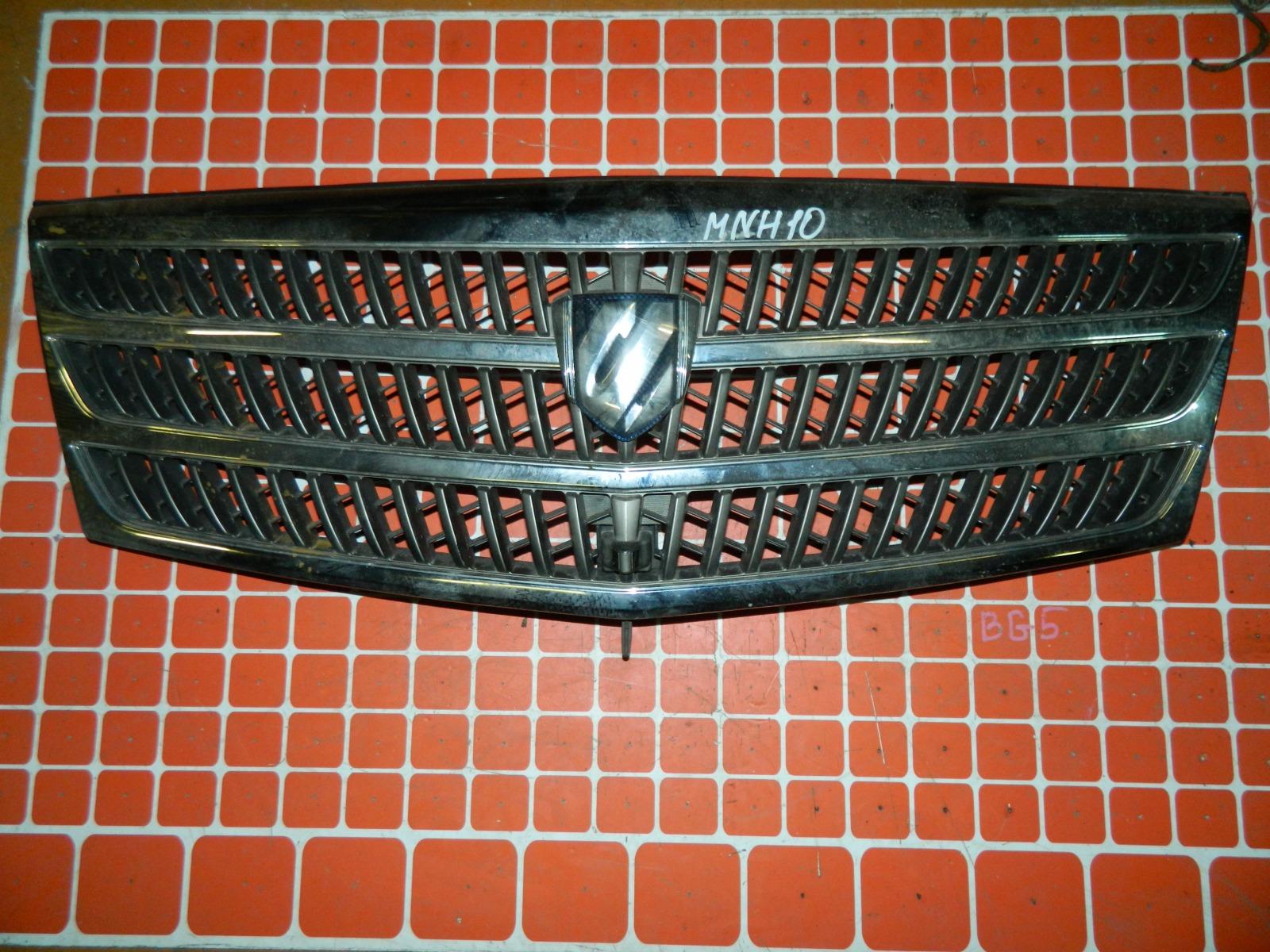 Решетка радиатора Toyota Alphard MNH10 (б/у)
