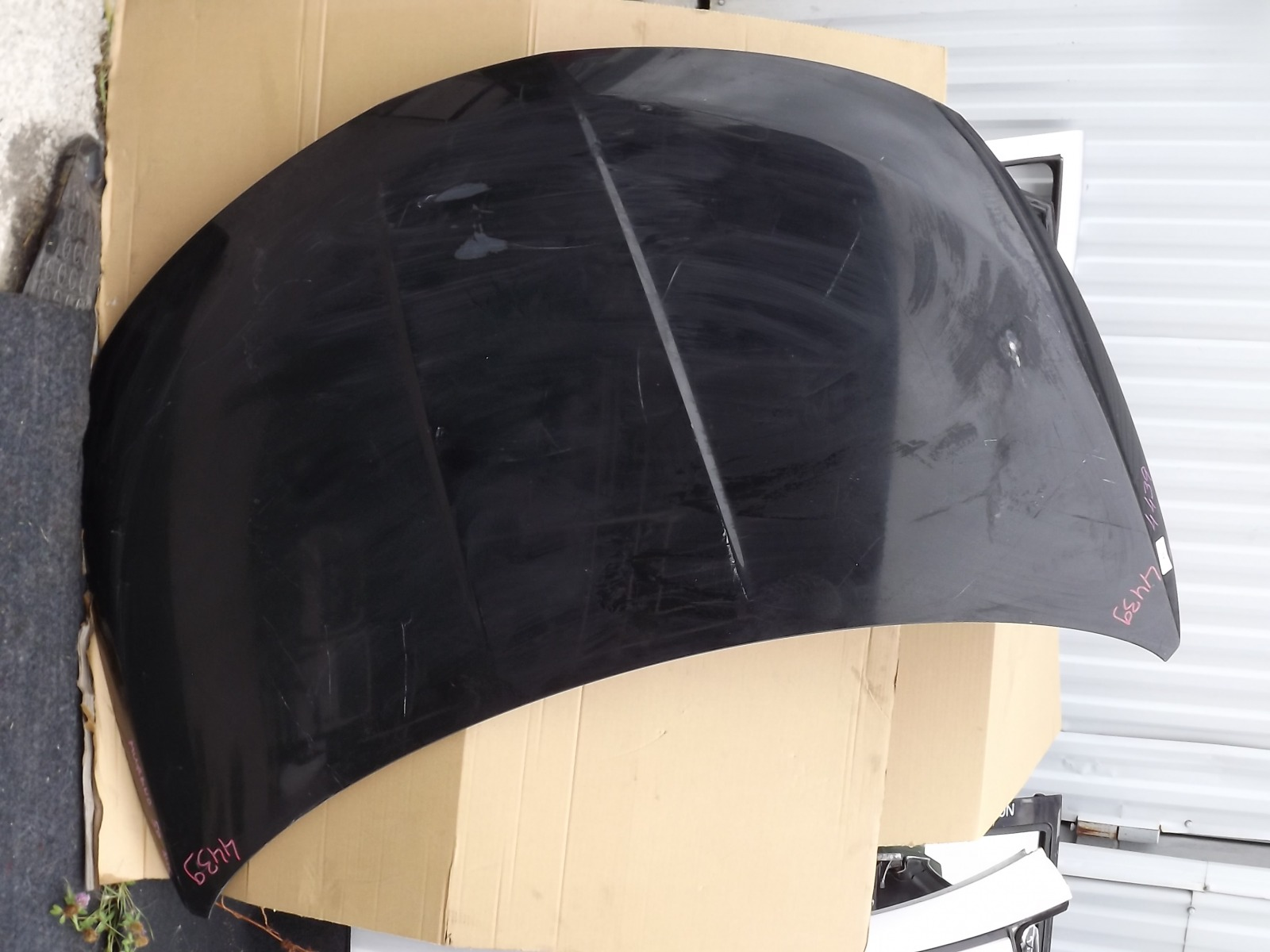 Капот Nissan Murano PZ50 2005 (б/у)