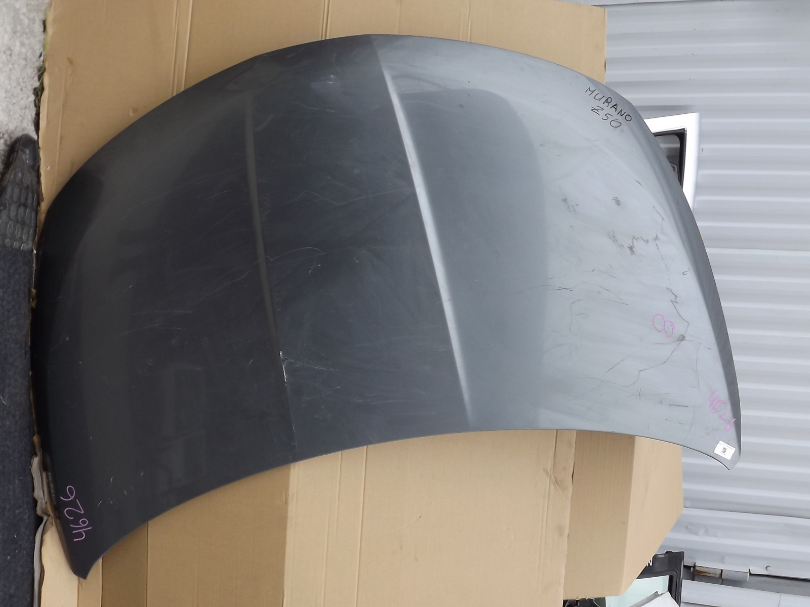 Капот Nissan Murano Z50 2008 (б/у)