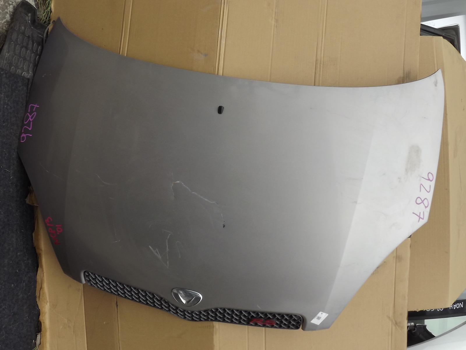 Капот Toyota Vitz NCP10 2001 (б/у)
