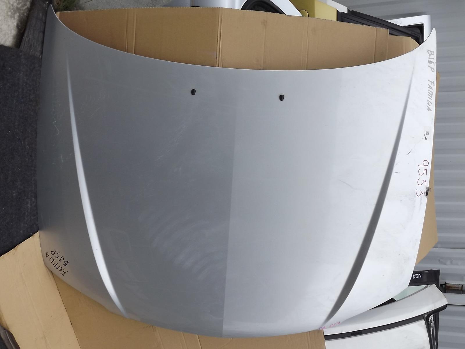 Капот Mazda Familia BJ5P 2003 (б/у)