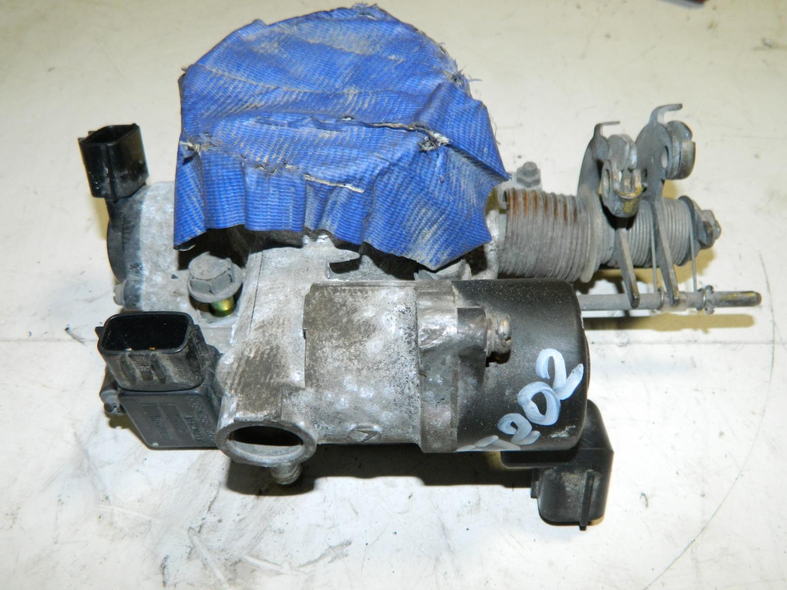 Дроссельная заслонка Subaru Legacy BH5 EJ202 (б/у)