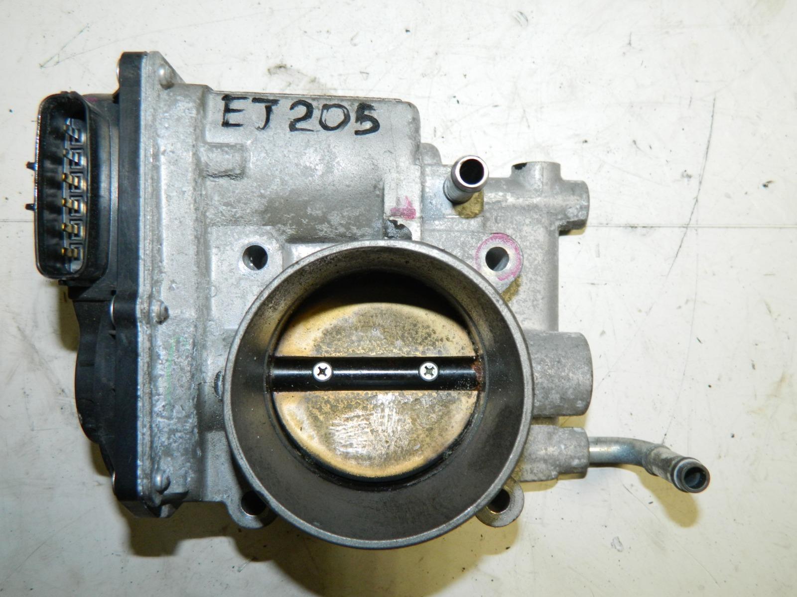Дроссельная заслонка Subaru Forester SH5 EJ205 (б/у)