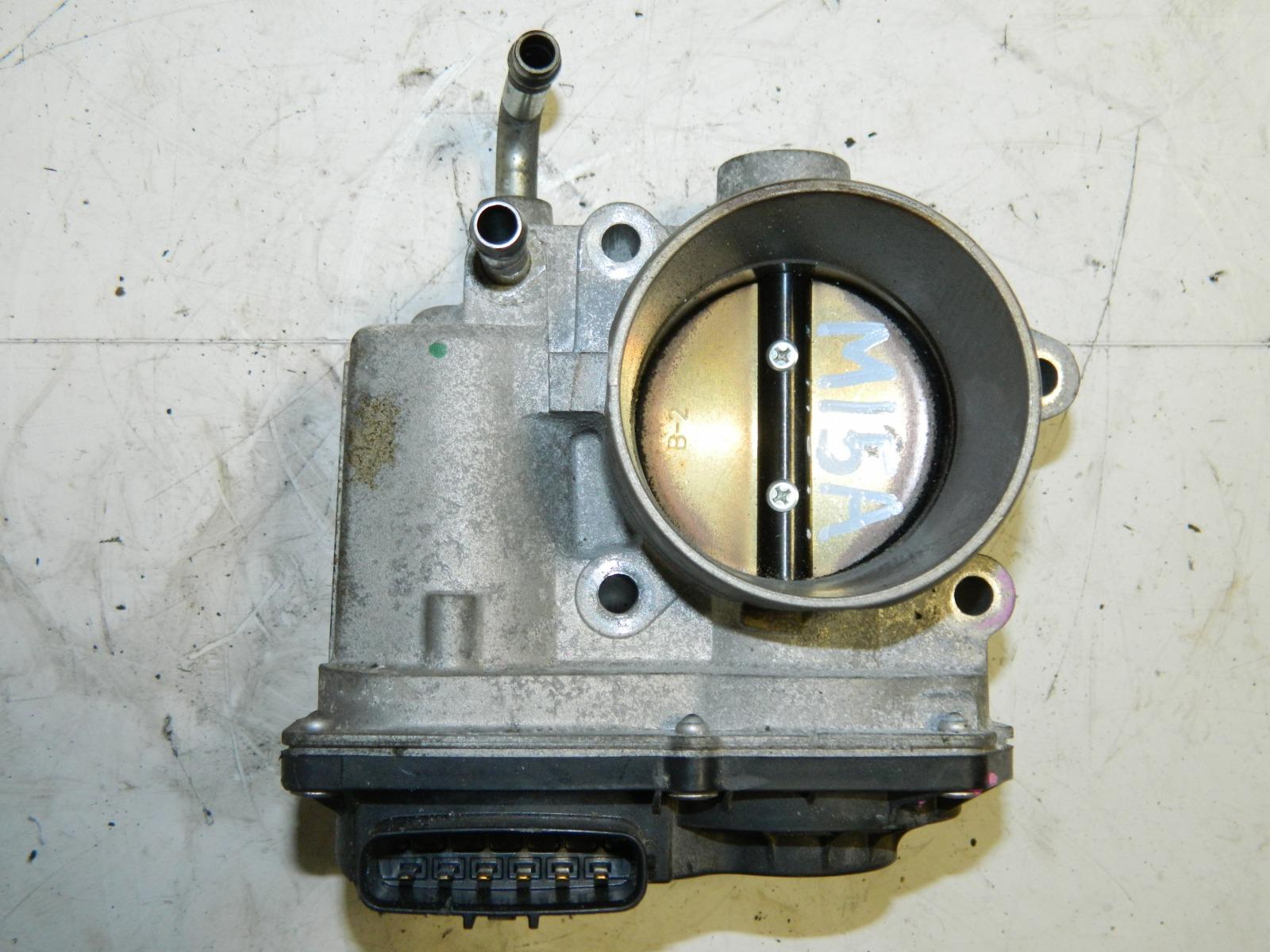 Дроссельная заслонка Suzuki Sx4 YB11S M15A (б/у)
