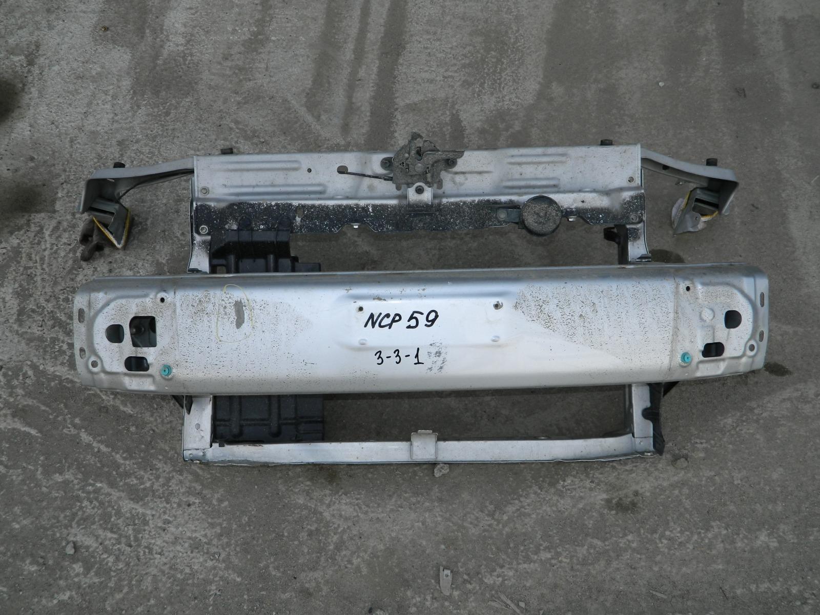 Рамка радиатора Toyota Probox NCP59 (б/у)