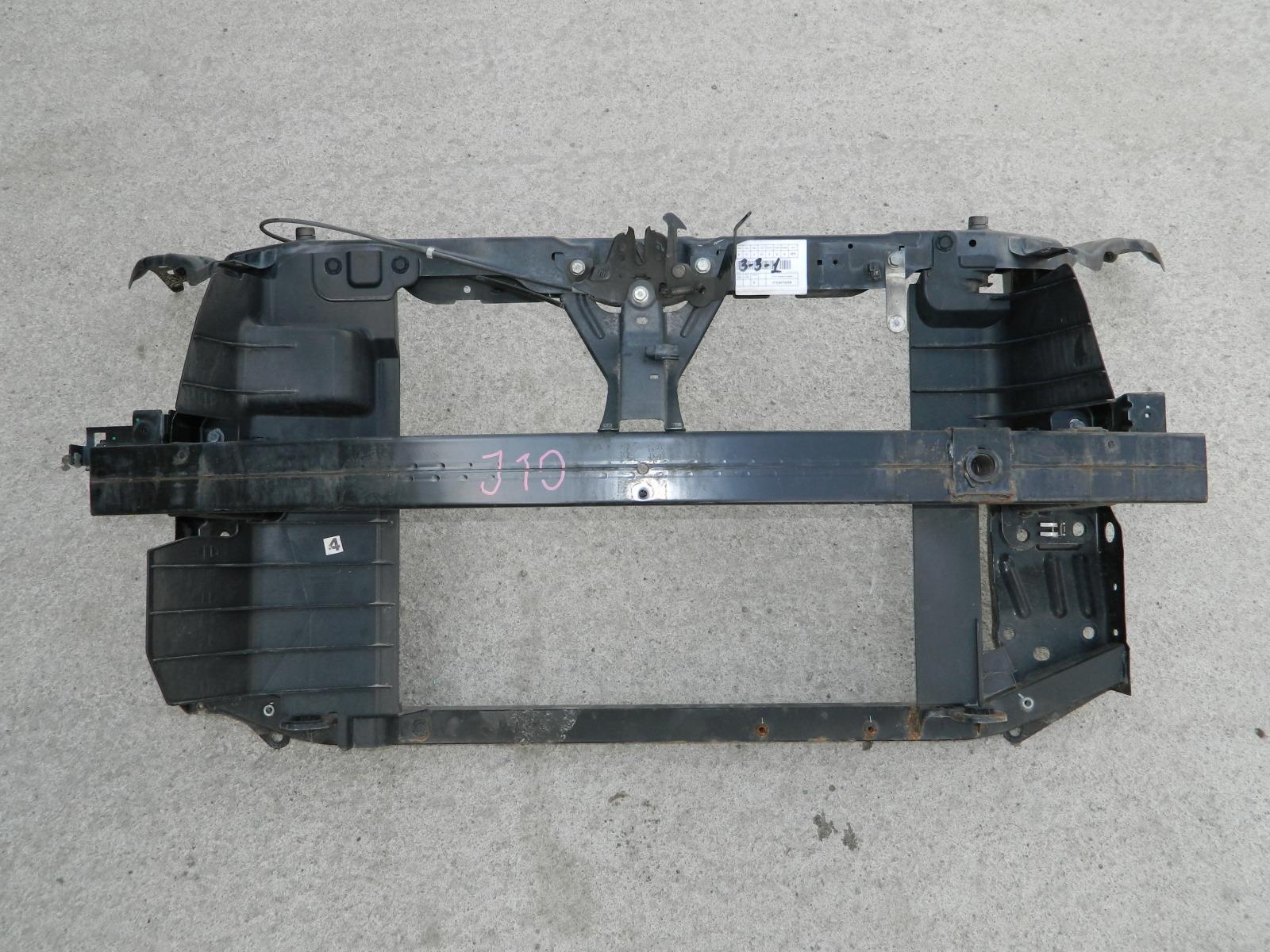 Рамка радиатора Nissan Qashqai J10 (б/у)