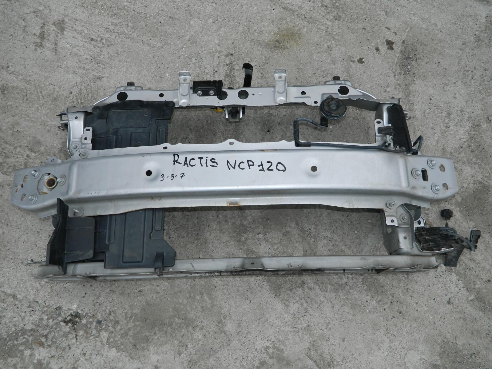 Рамка радиатора Toyota Ractis NCP120 (б/у)