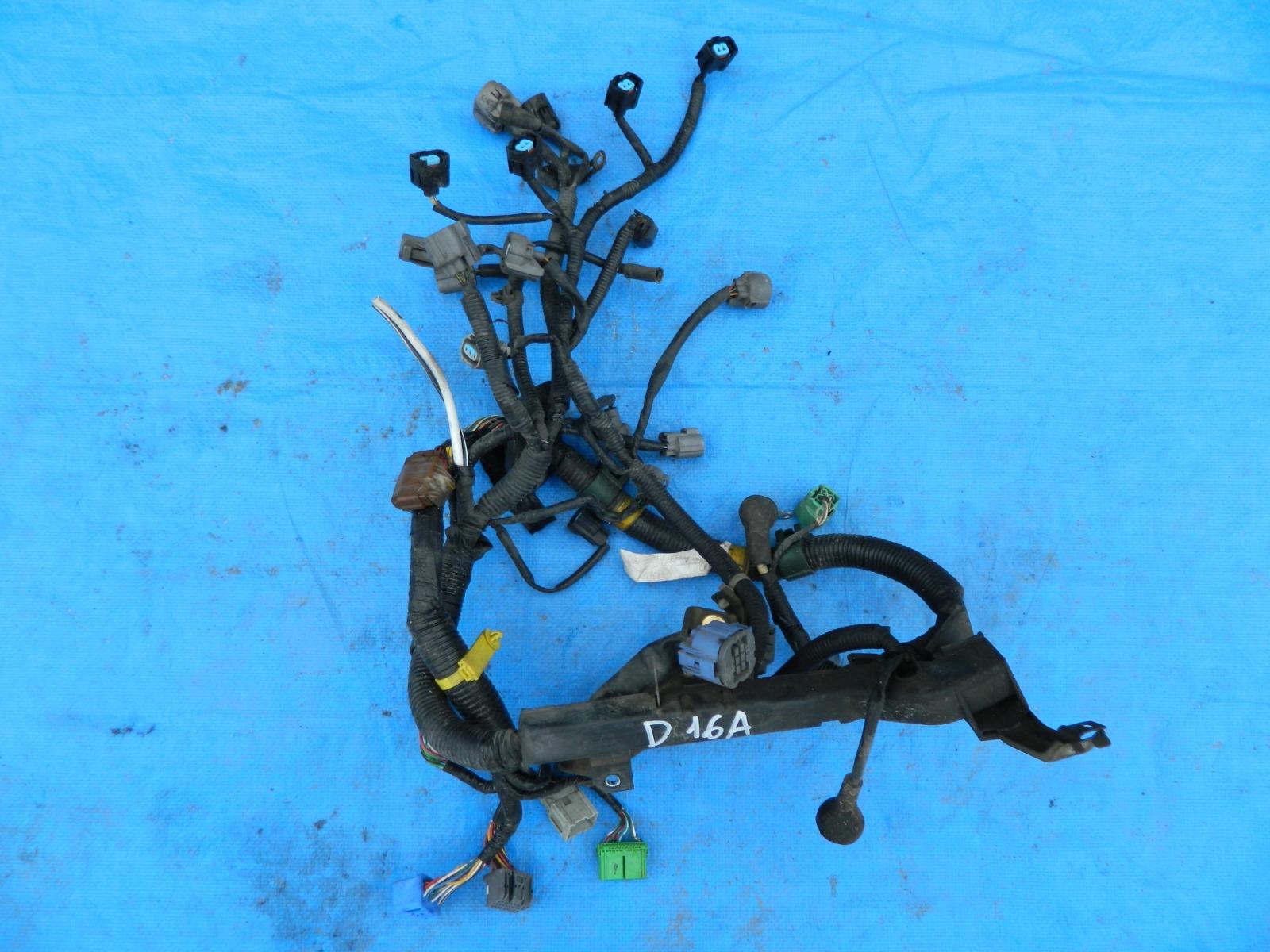 Коса двс Honda Hr-V GH3 D16A (б/у)