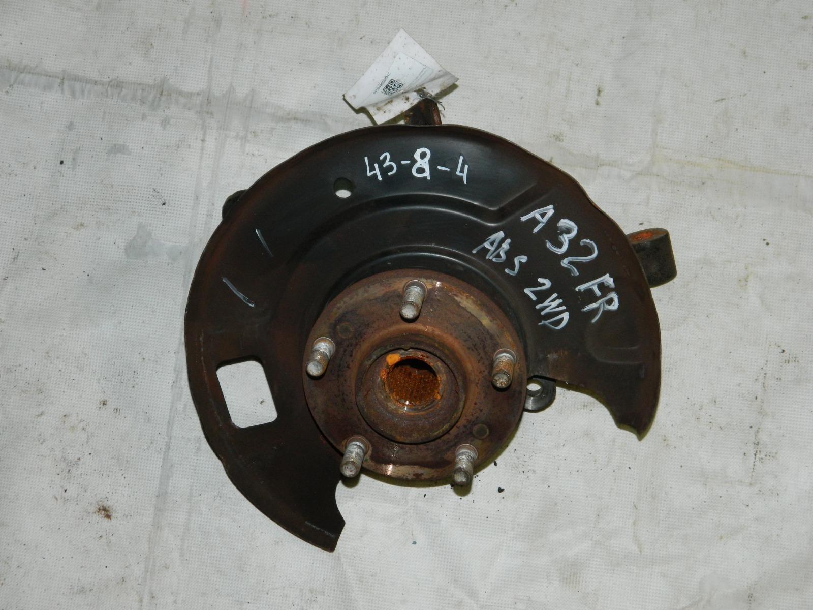 Кулак поворотный Nissan Cefiro A32 передний правый (б/у)
