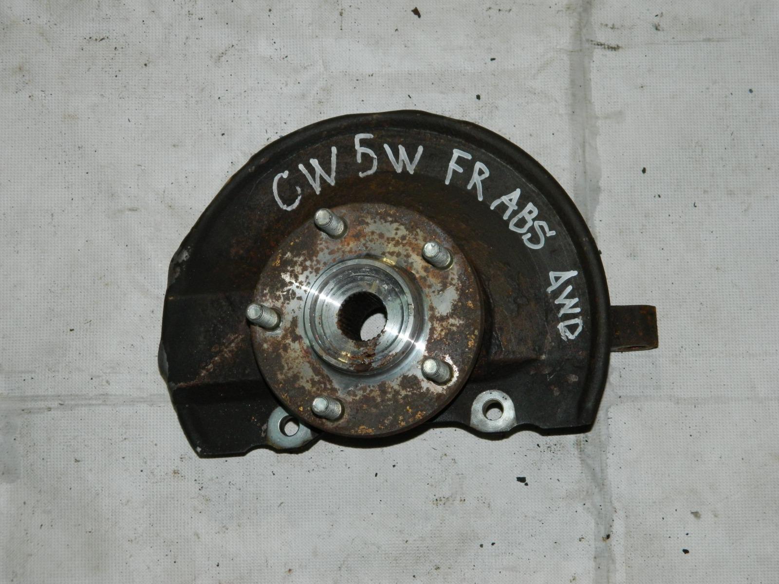 Ступица Mitsubishi Outlander CW5W передняя правая (б/у)