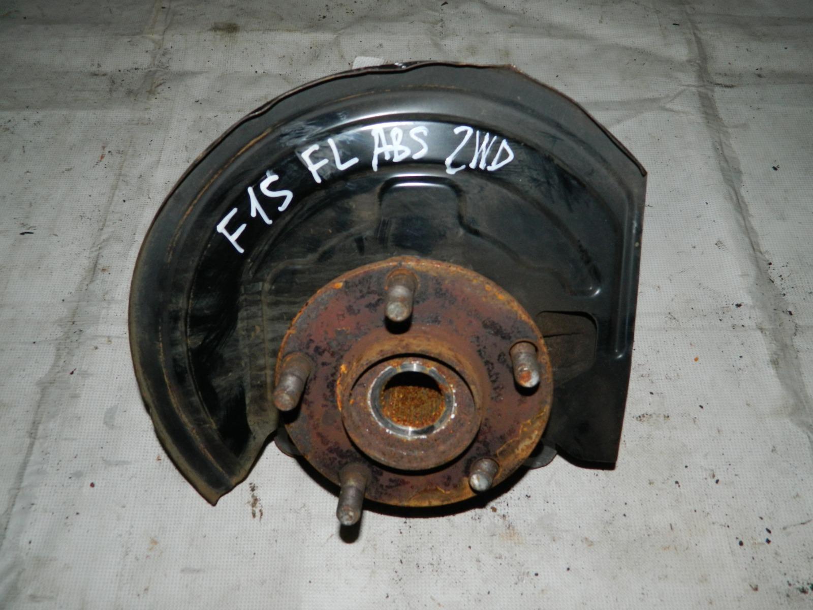 Ступица Nissan Juke F15 передняя левая (б/у)