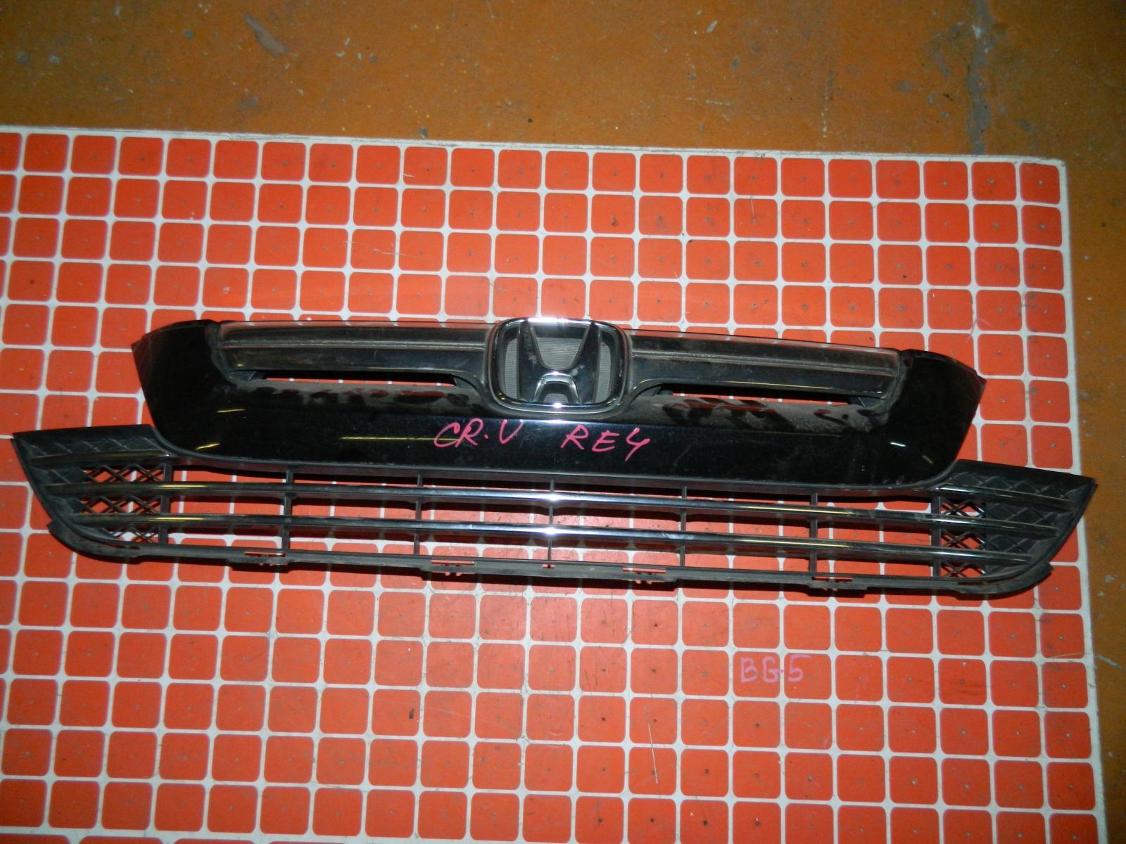 Решетка радиатора Honda Cr-V RE4 (б/у)