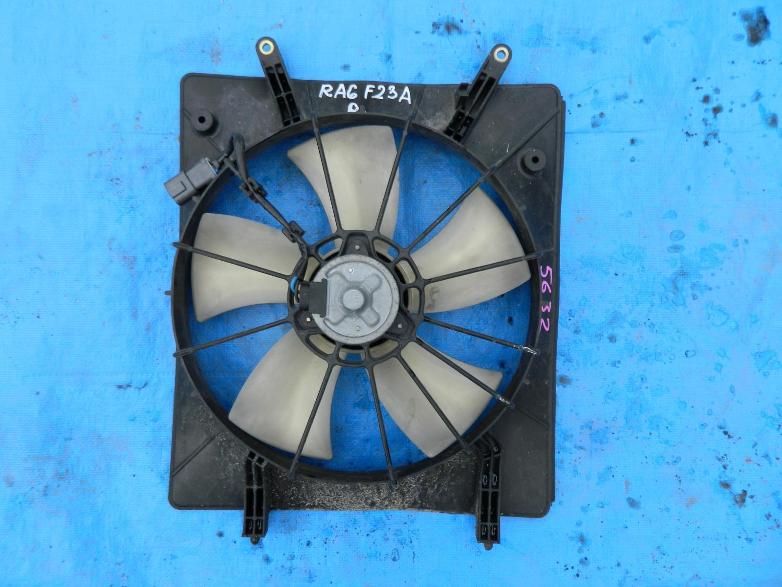 Диффузор радиатора Honda Odyssey RA6 F23A правый (б/у)
