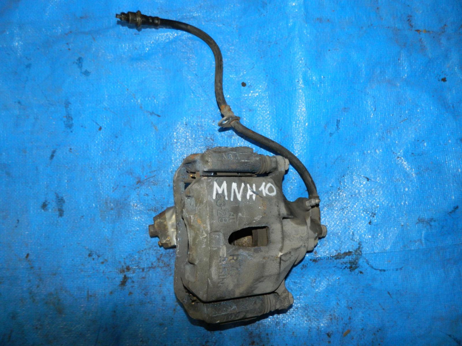 Суппорт Toyota Alphard MNH10 передний правый (б/у)