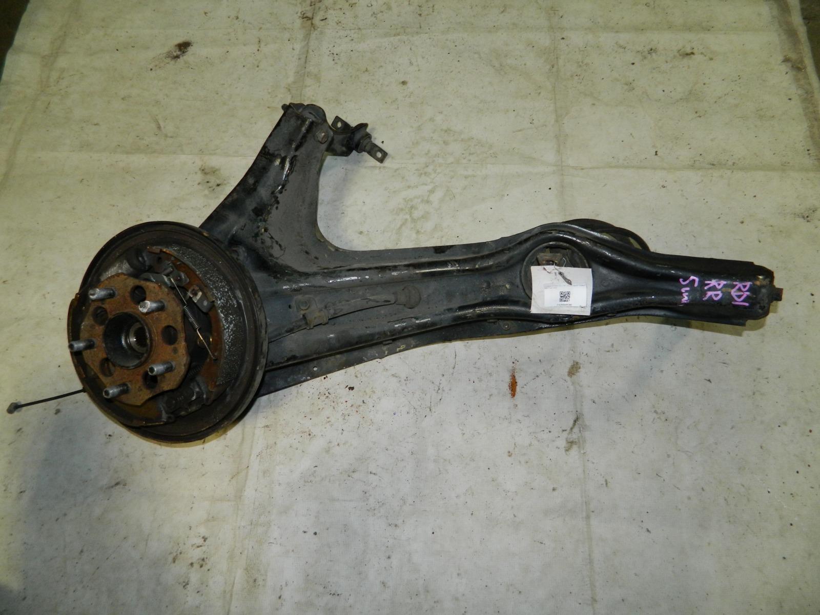 Ступица Honda Cr-V RD1 задняя правая (б/у)