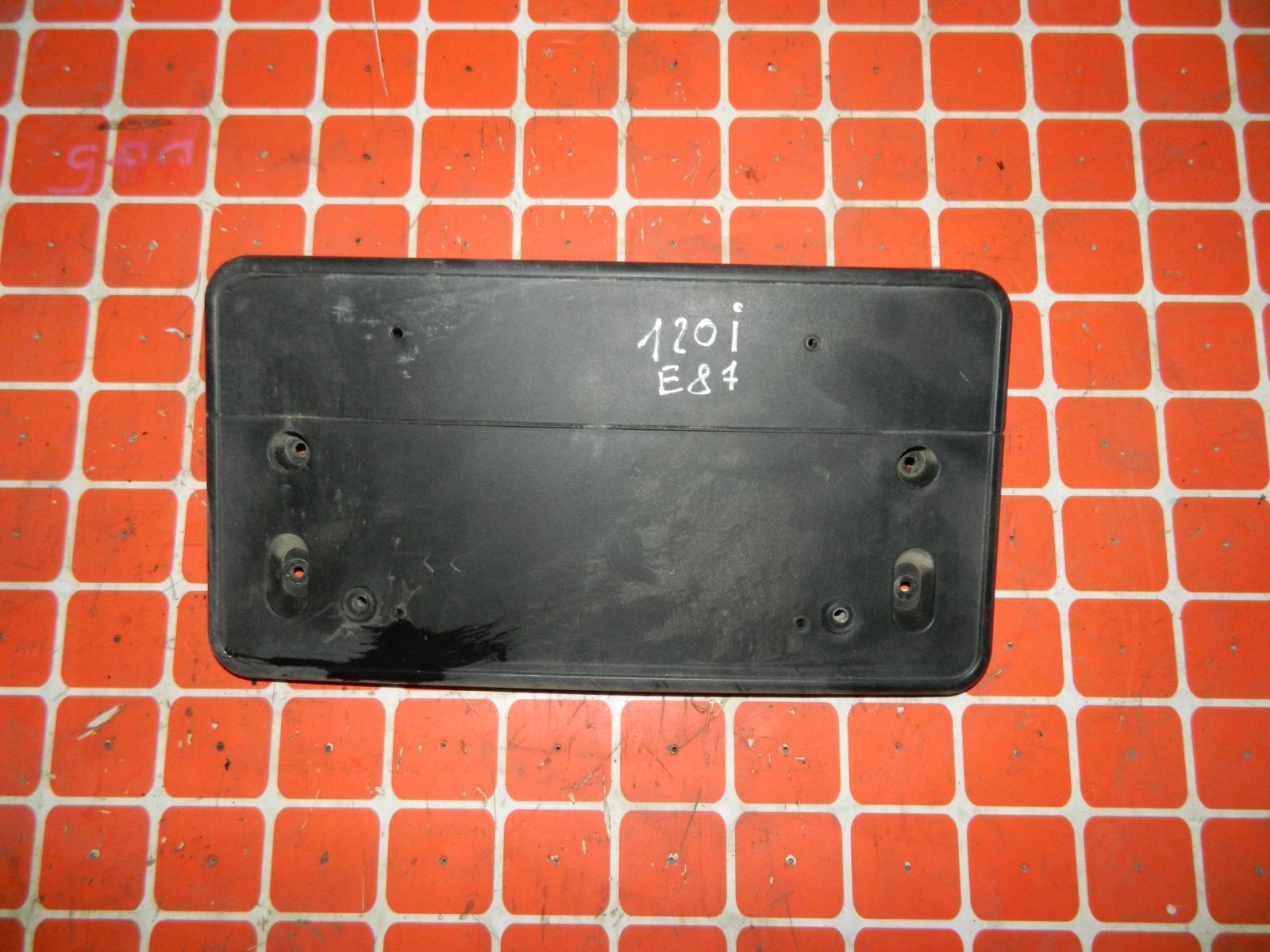 Рамка для номера Bmw 120I E87 (б/у)