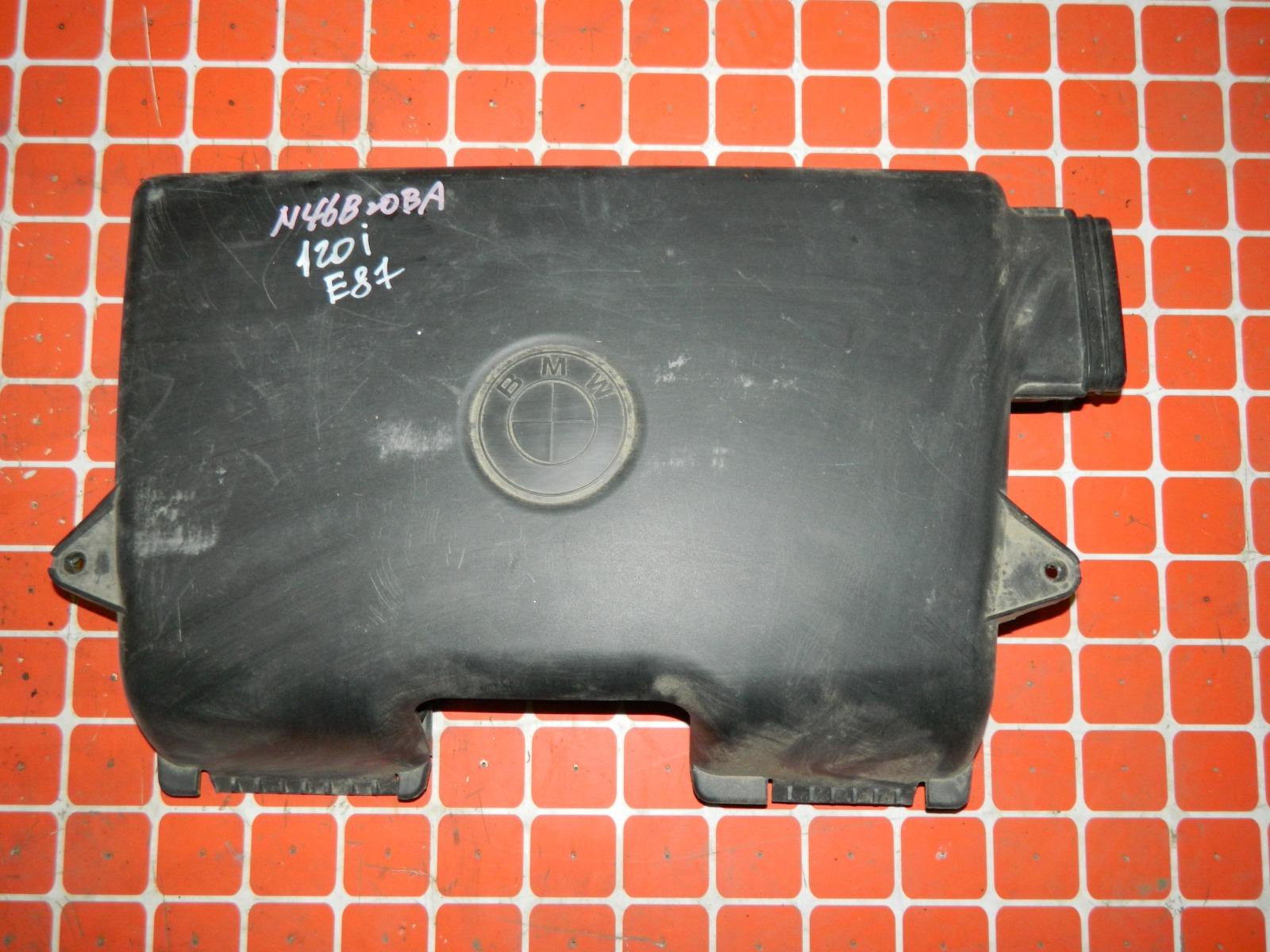 Накладка декоративная на двигатель Bmw 120I E87 (б/у)
