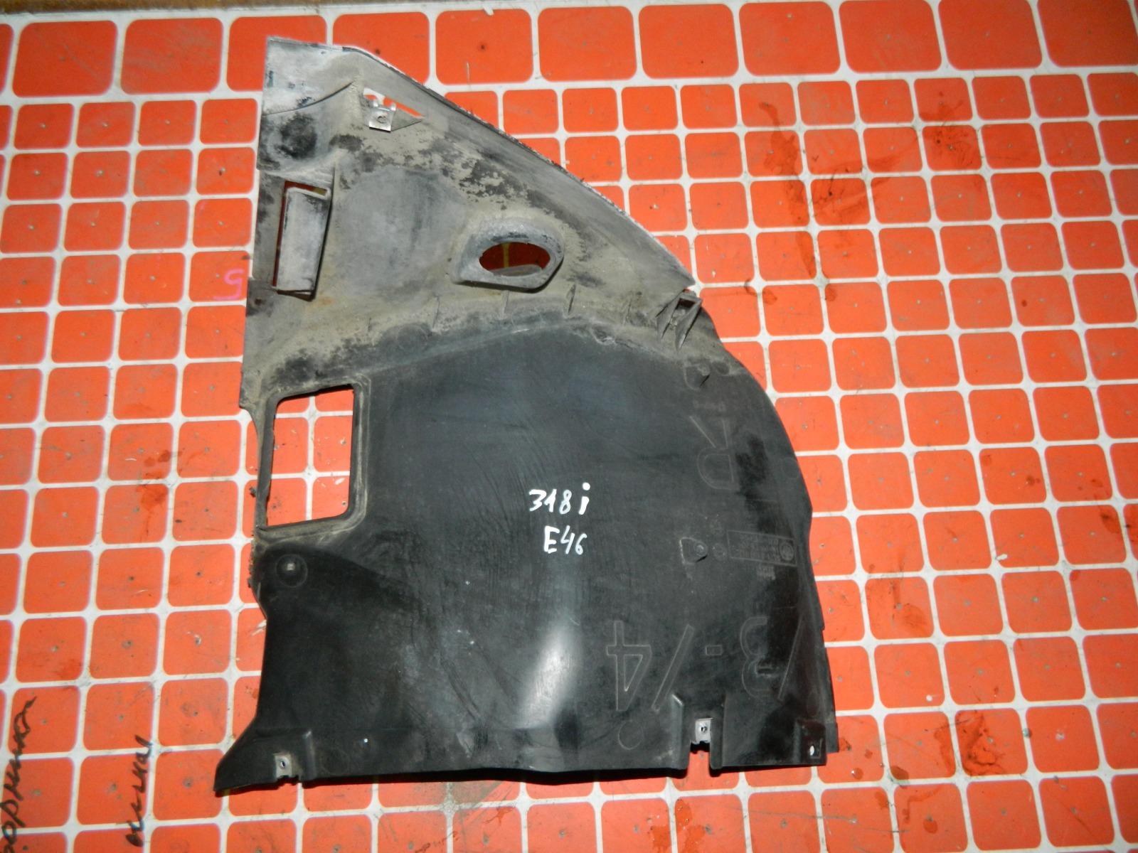 Подкрылок Bmw 318I E46 передний правый (б/у)