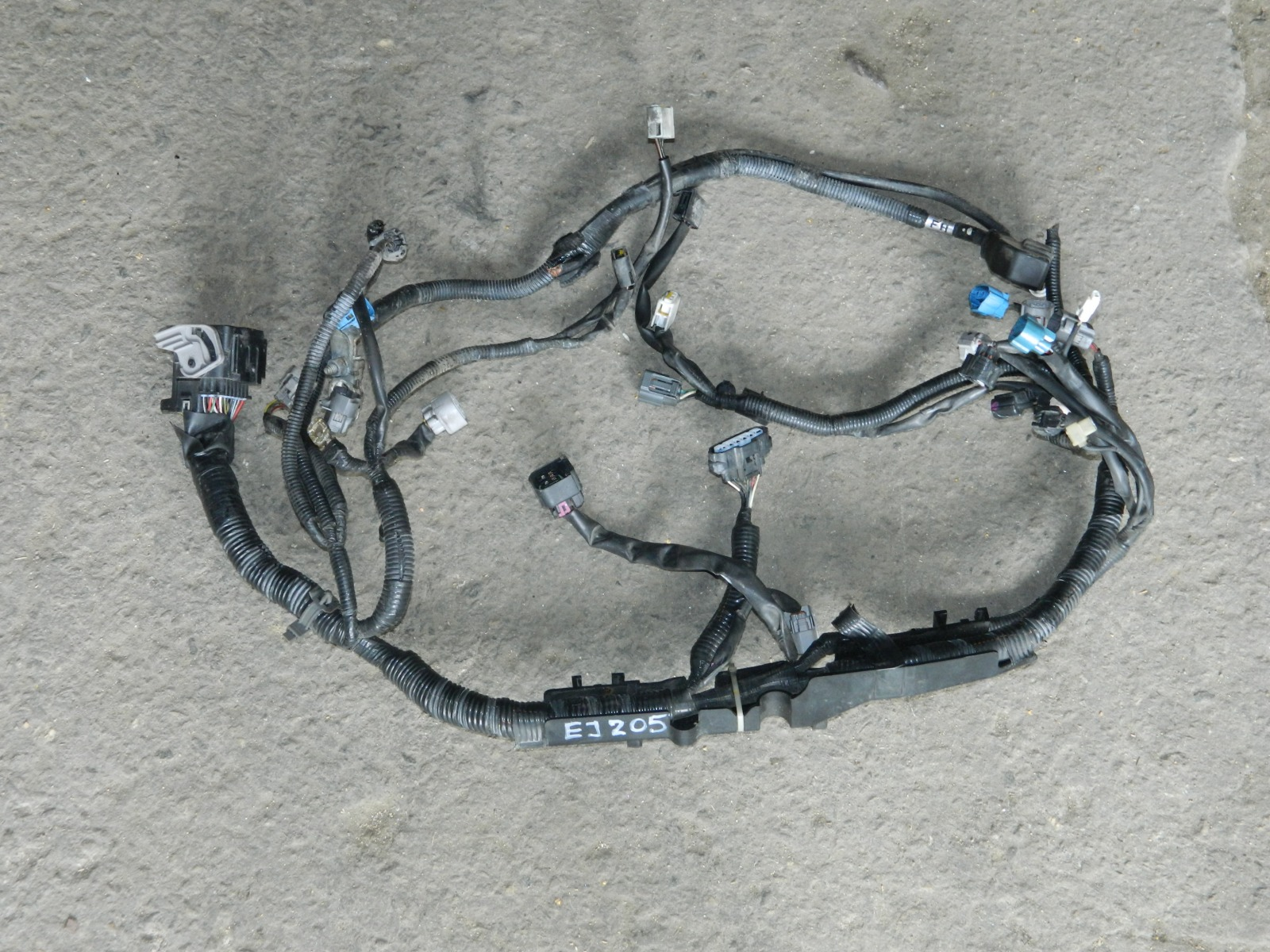 Коса двс Subaru Forester SH5 EJ205 (б/у)