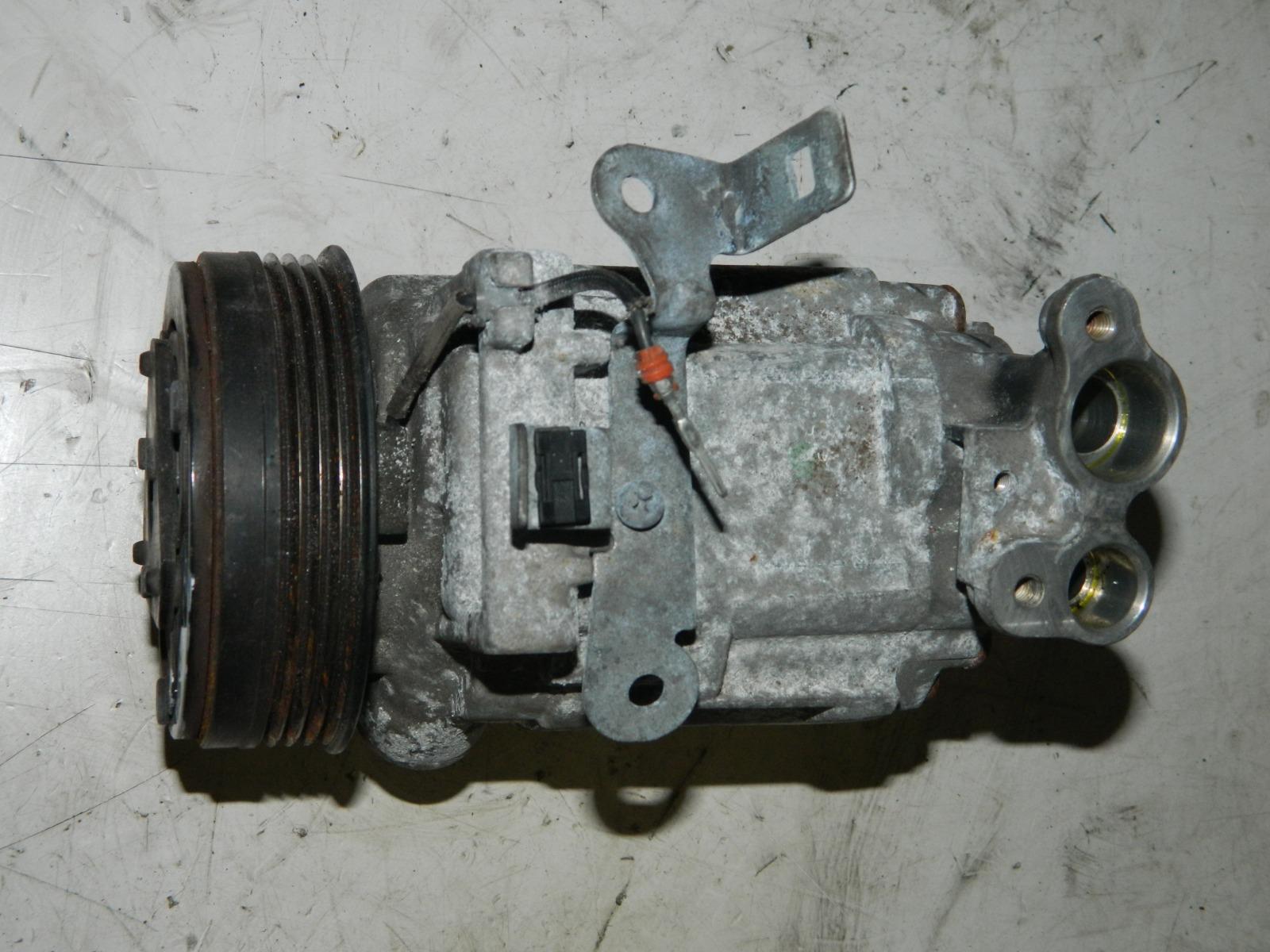 Компрессор кондиционера Subaru Forester SH5 EJ205 (б/у)