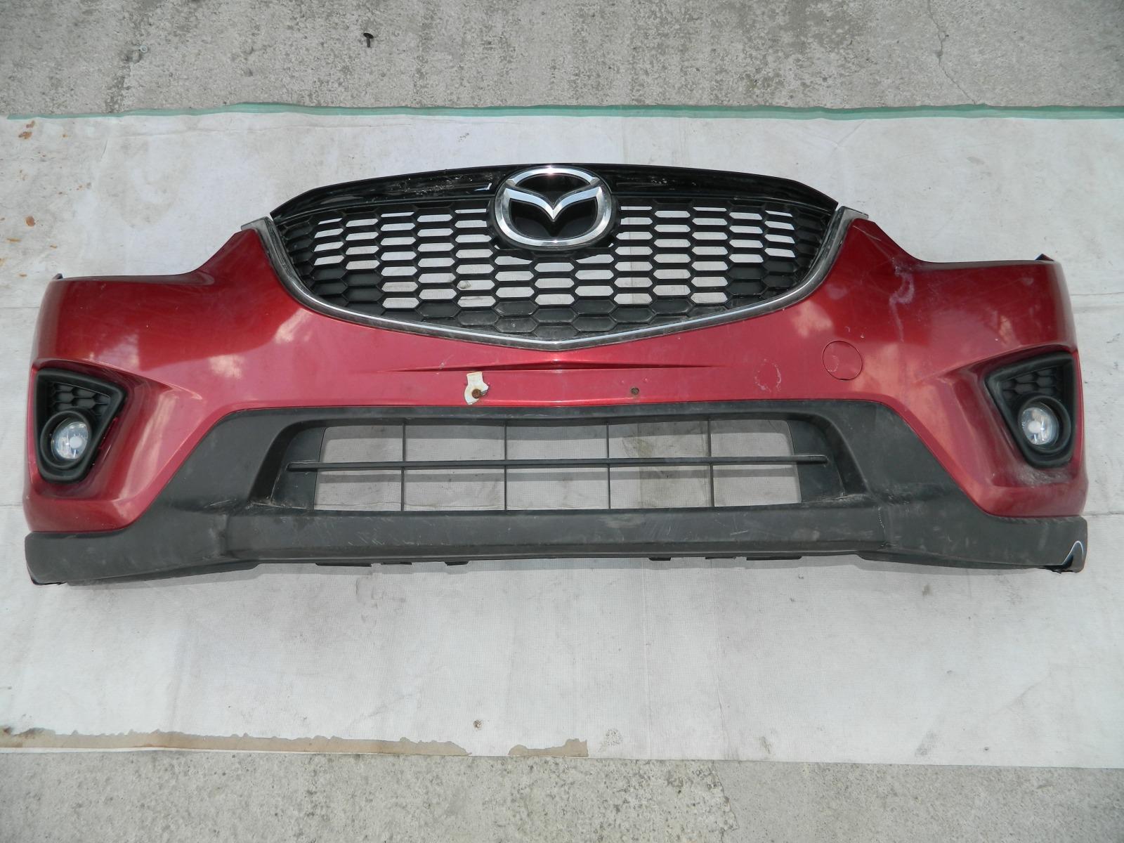 Бампер Mazda Cx-5 KE5AW 2009 передний (б/у)
