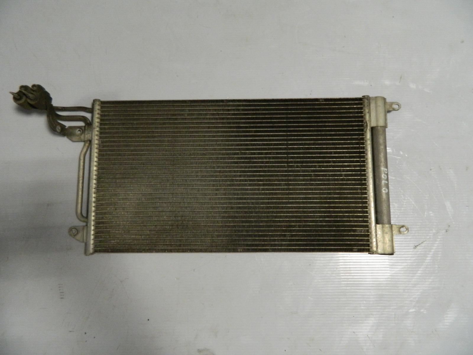 Радиатор кондиционера Volkswagen Polo 6R1 CGG 2009 (б/у)