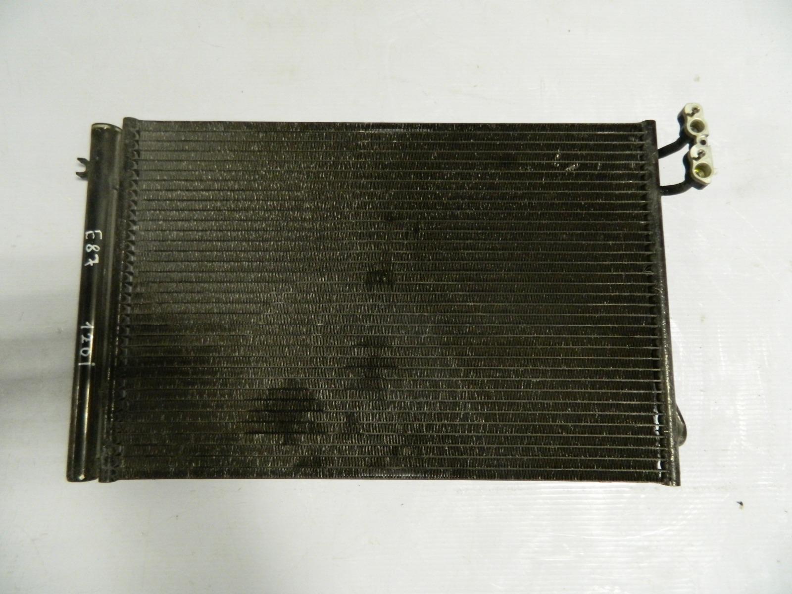 Радиатор кондиционера Bmw 120I E87 N46B20B 2004 (б/у)