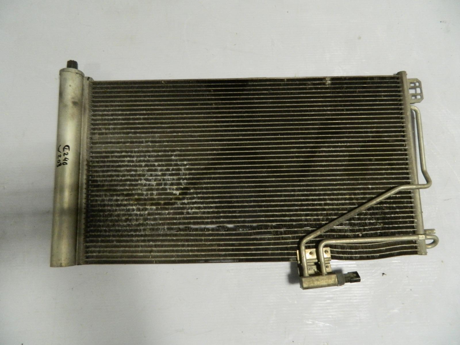Радиатор кондиционера Mercedes-Benz C-Class W203 2002 (б/у)