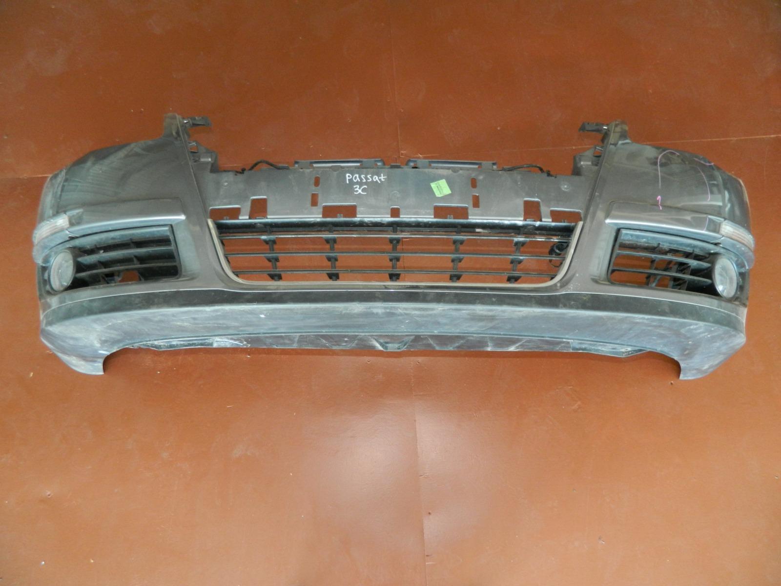 Бампер Volkswagen Passat 3C передний (б/у)