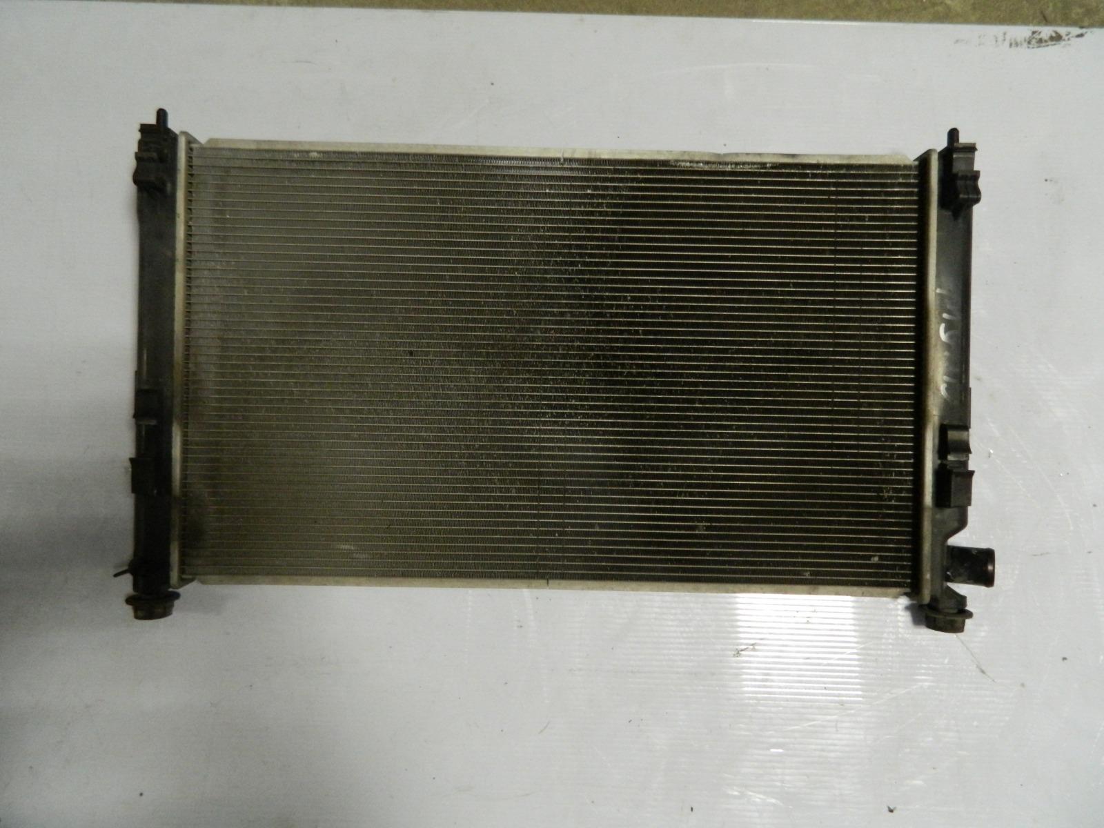 Радиатор двс Mitsubishi Outlander CW5W (б/у)