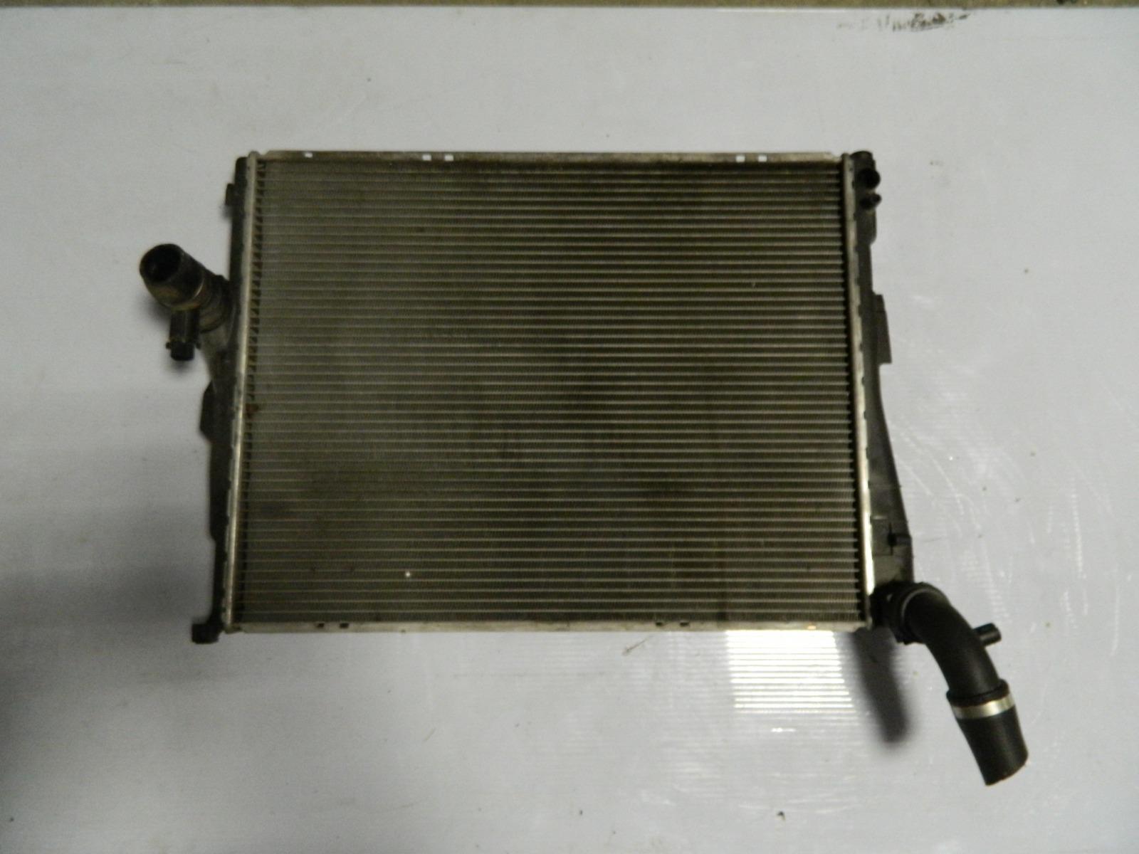 Радиатор двс Bmw 318I E46 (б/у)