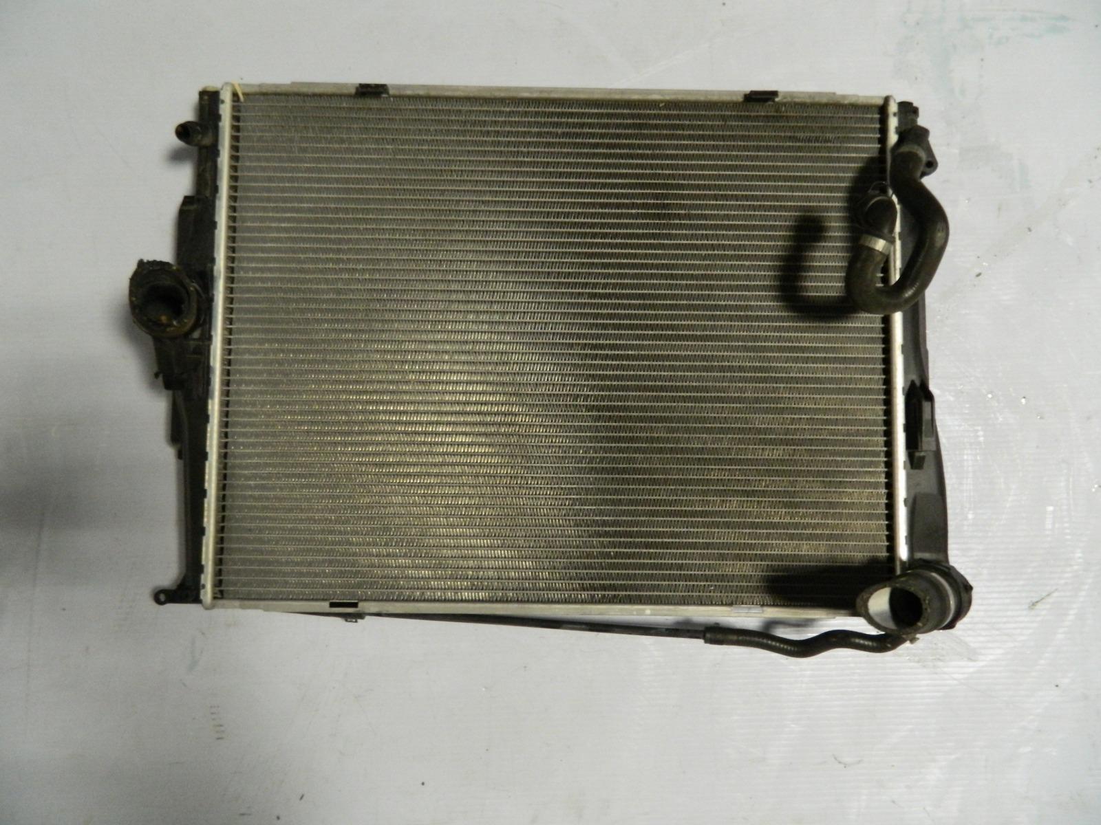 Радиатор двс Bmw 120I E87 (б/у)