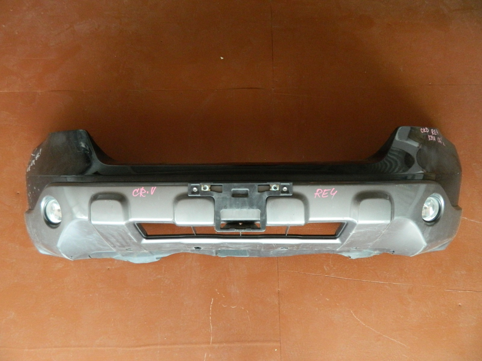 Бампер Honda Cr-V RE4 K24A 2006 передний (б/у)