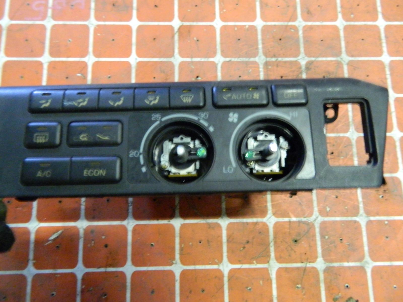 Блок управления климат-контролем Toyota Camry SV30 (б/у)