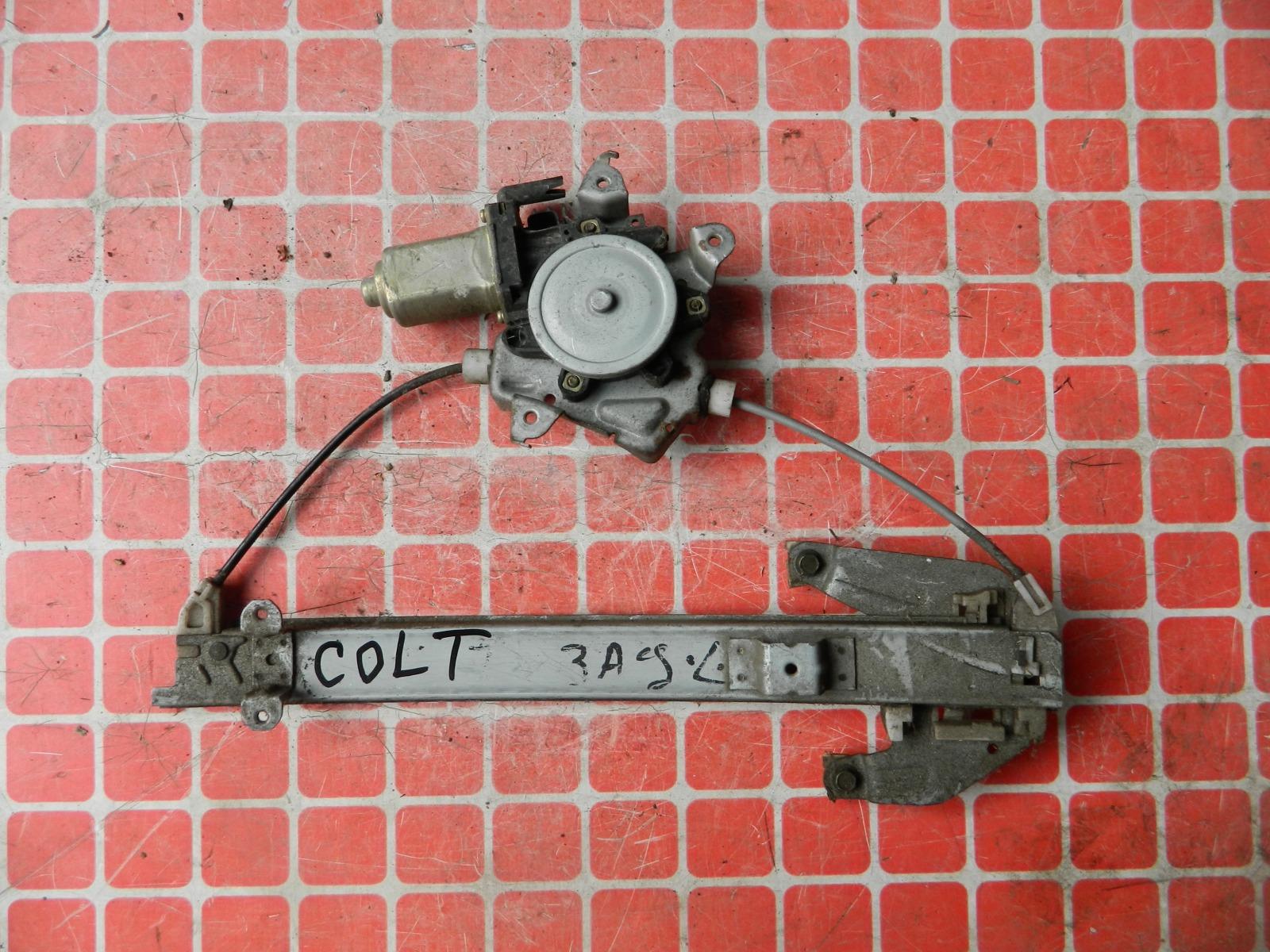 Стеклоподъемник Mitsubishi Colt задний левый (б/у)