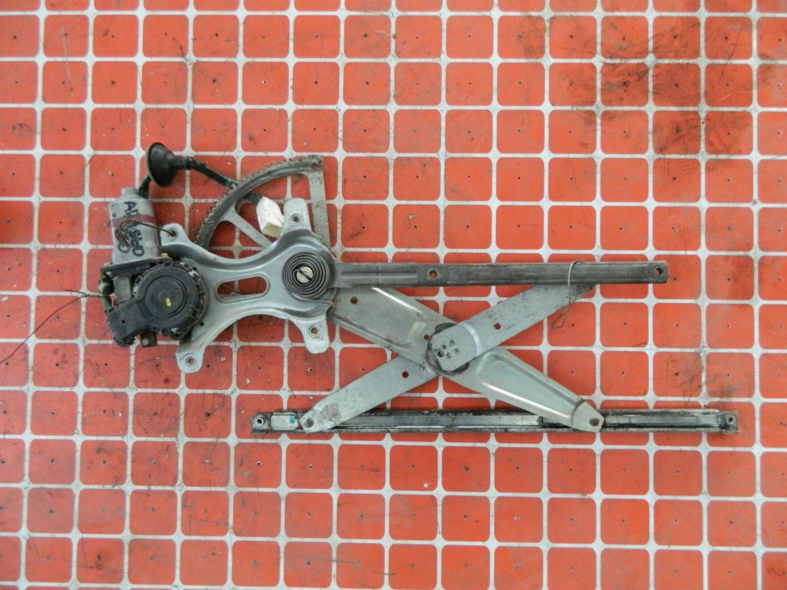 Механизм стекло-подъёмника. Toyota Aristo JZ160 передний правый (б/у)