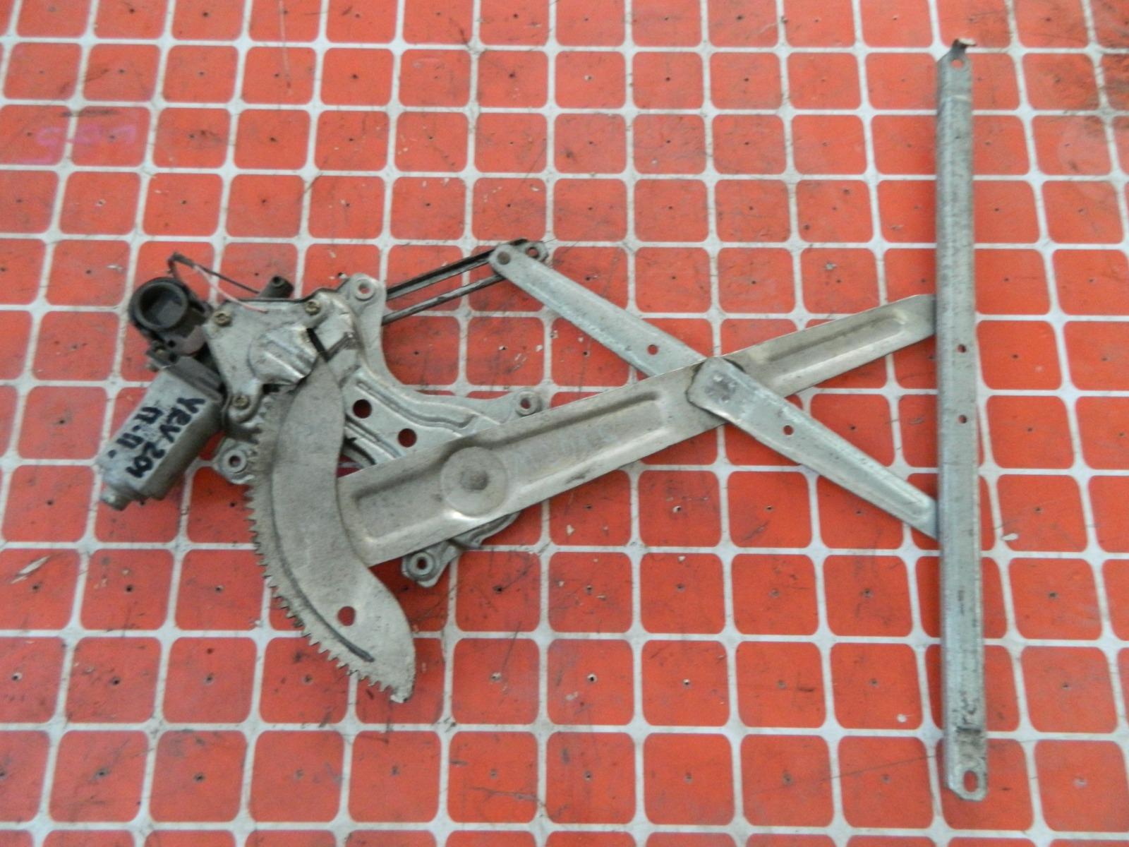 Механизм стекло-подъёмника. Daihatsu Yrv M201G передний правый (б/у)
